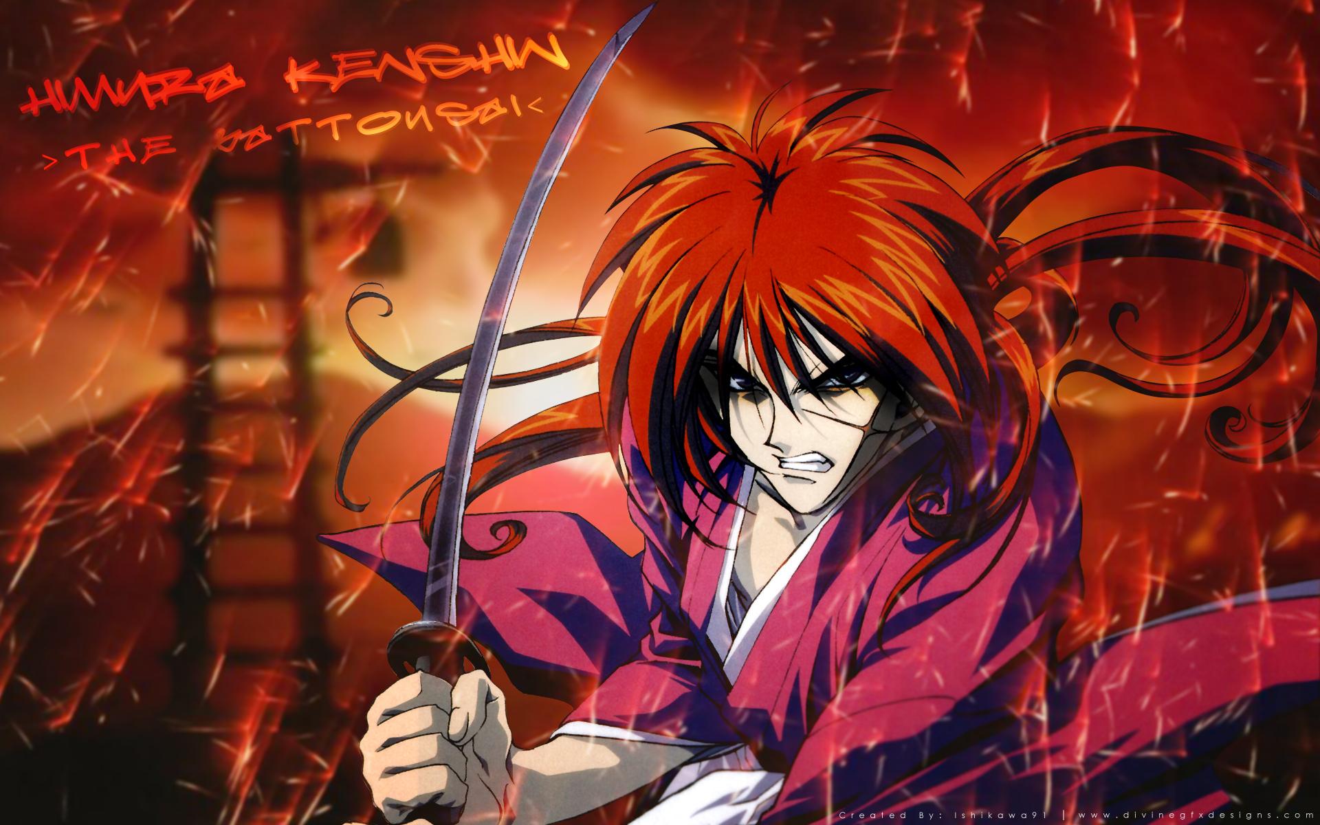 Rurouni kenshin full hd wallpaper and background image 1920x1200 anime rurouni kenshin wallpaper voltagebd Gallery