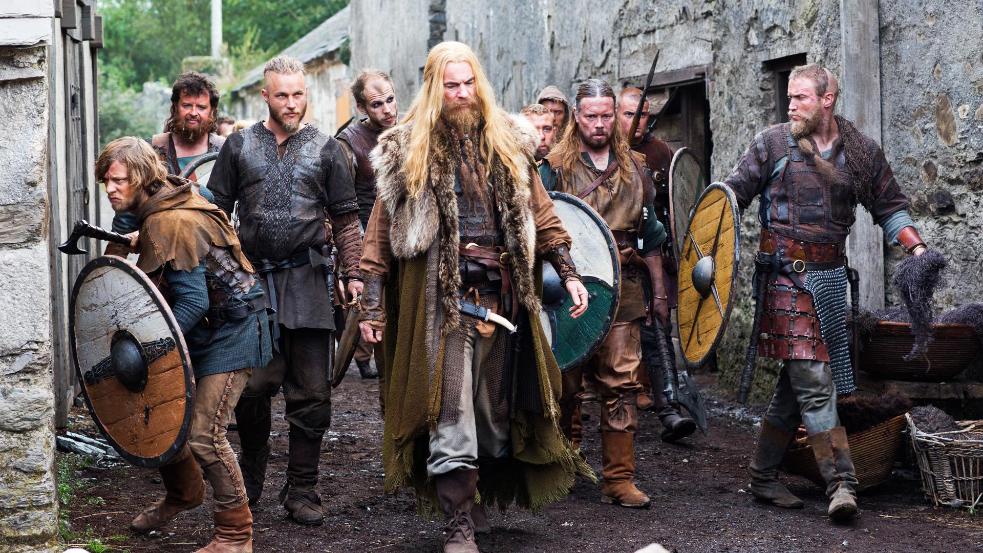 Vikinger Serie