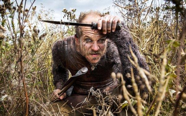 TV Show Vikings Gustaf Skarsgard Floki HD Wallpaper | Background Image