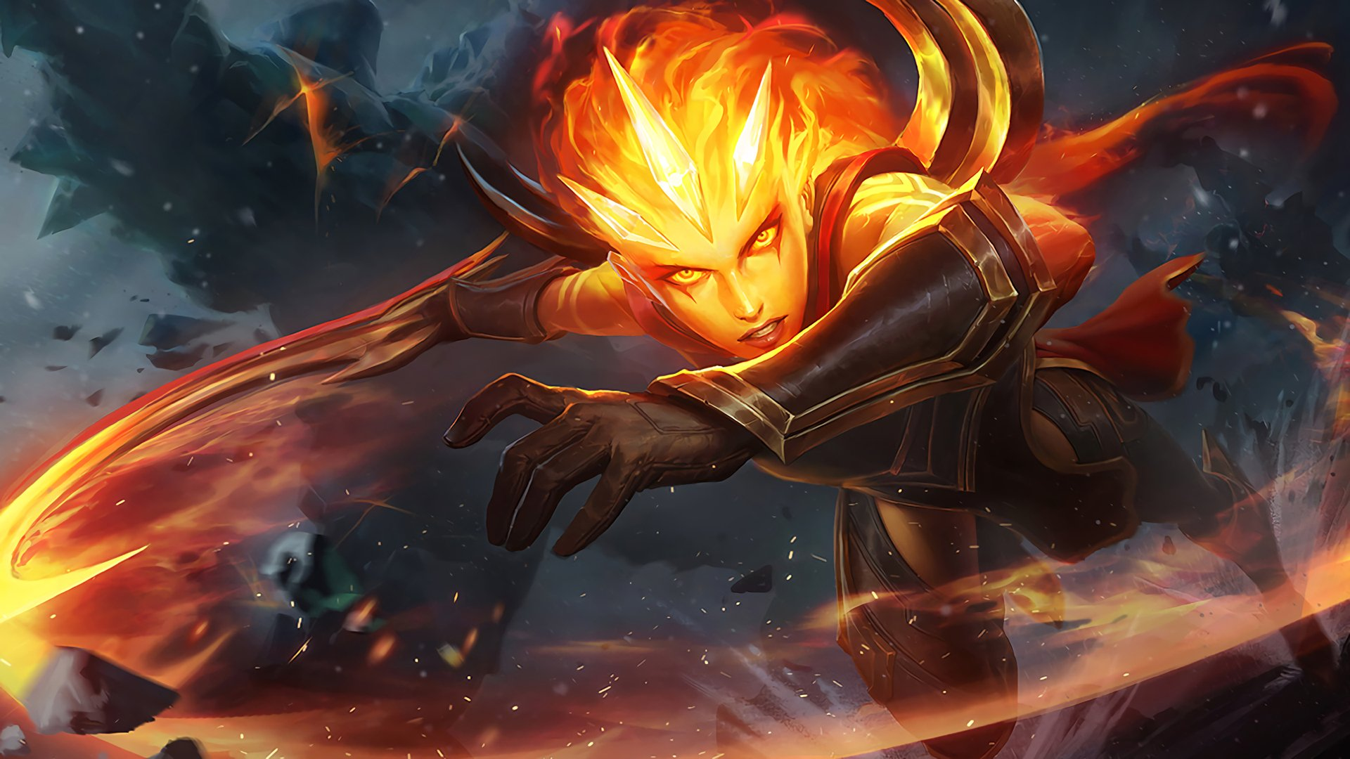 79 Diana League Of Legends Hd Wallpapers Background Images