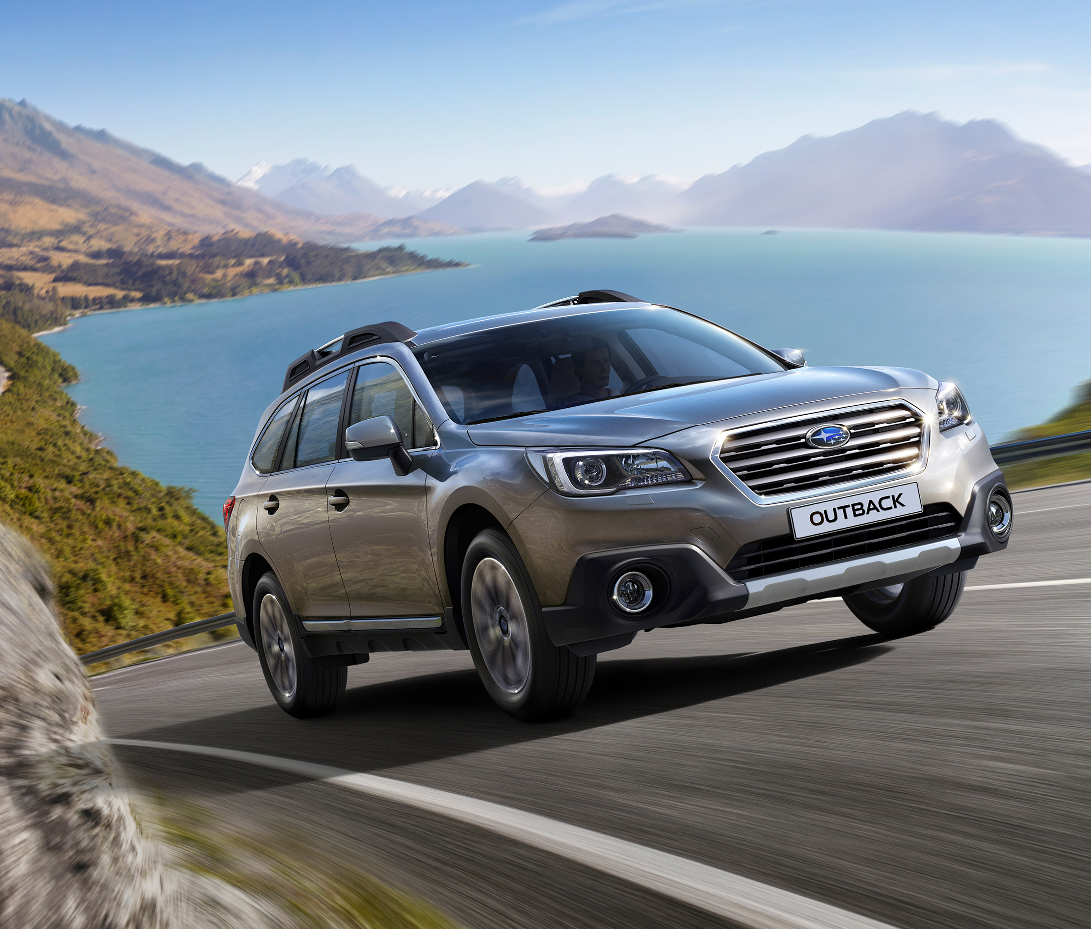 Subaru Outback Full HD Wallpaper And Background Image