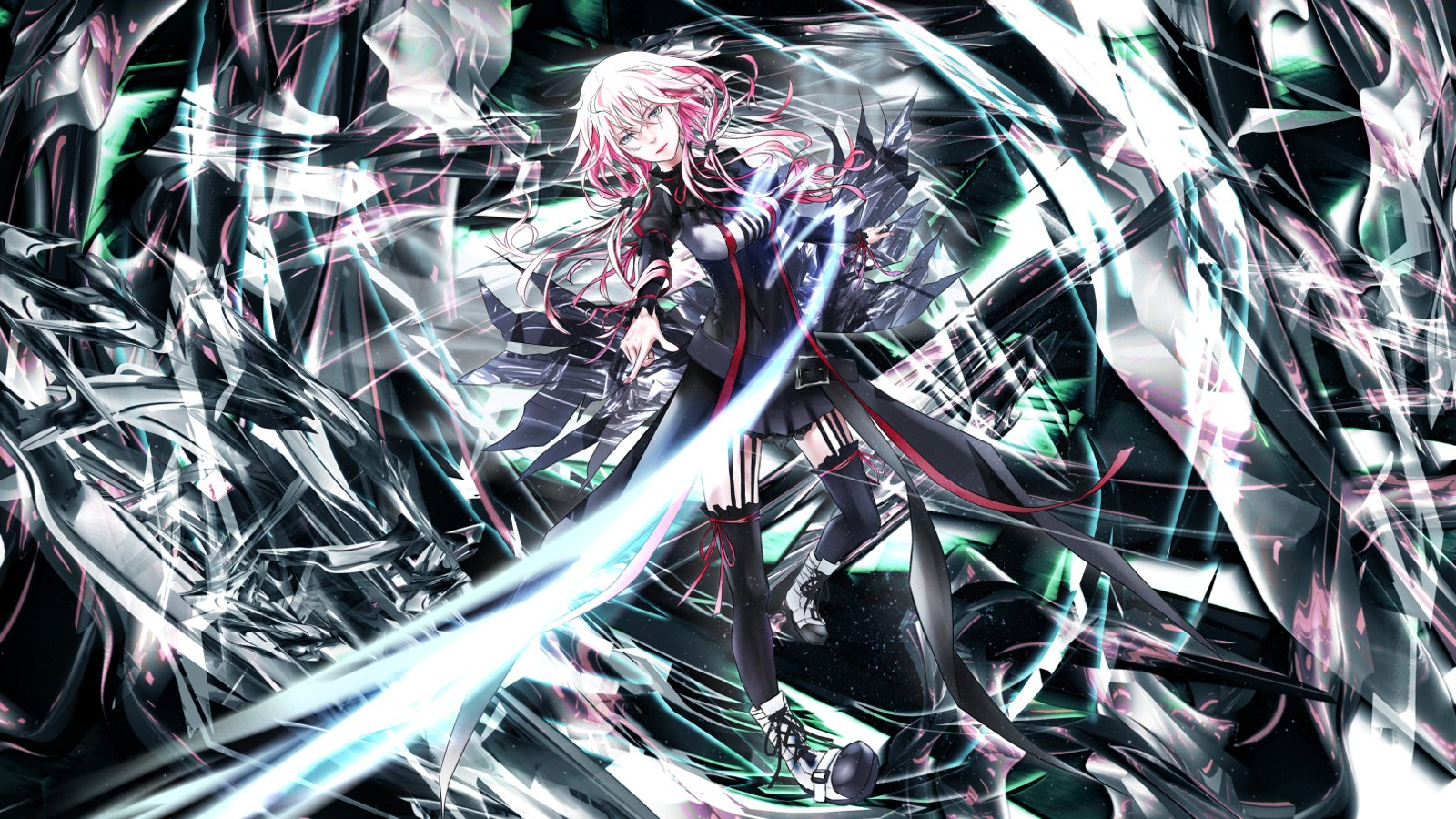 Guilty Crown Wallpaper Inori: Guilty Crown Wallpaper And Background Image
