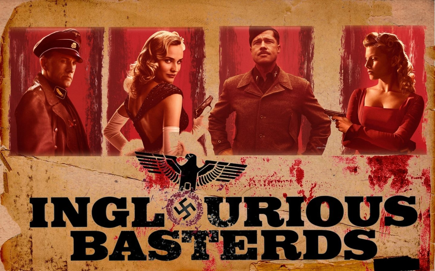Inglourious Basterds Wallpaper and Background Image ...