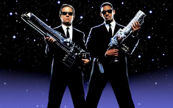 Movie Men In Black Tommy Lee Jones Will Smith HD Wallpaper | Background Image