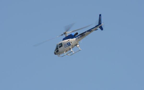 Vehicles Eurocopter AS350 Écureuil Aircraft Helicopters Eurocopter Helicopter HD Wallpaper   Background Image