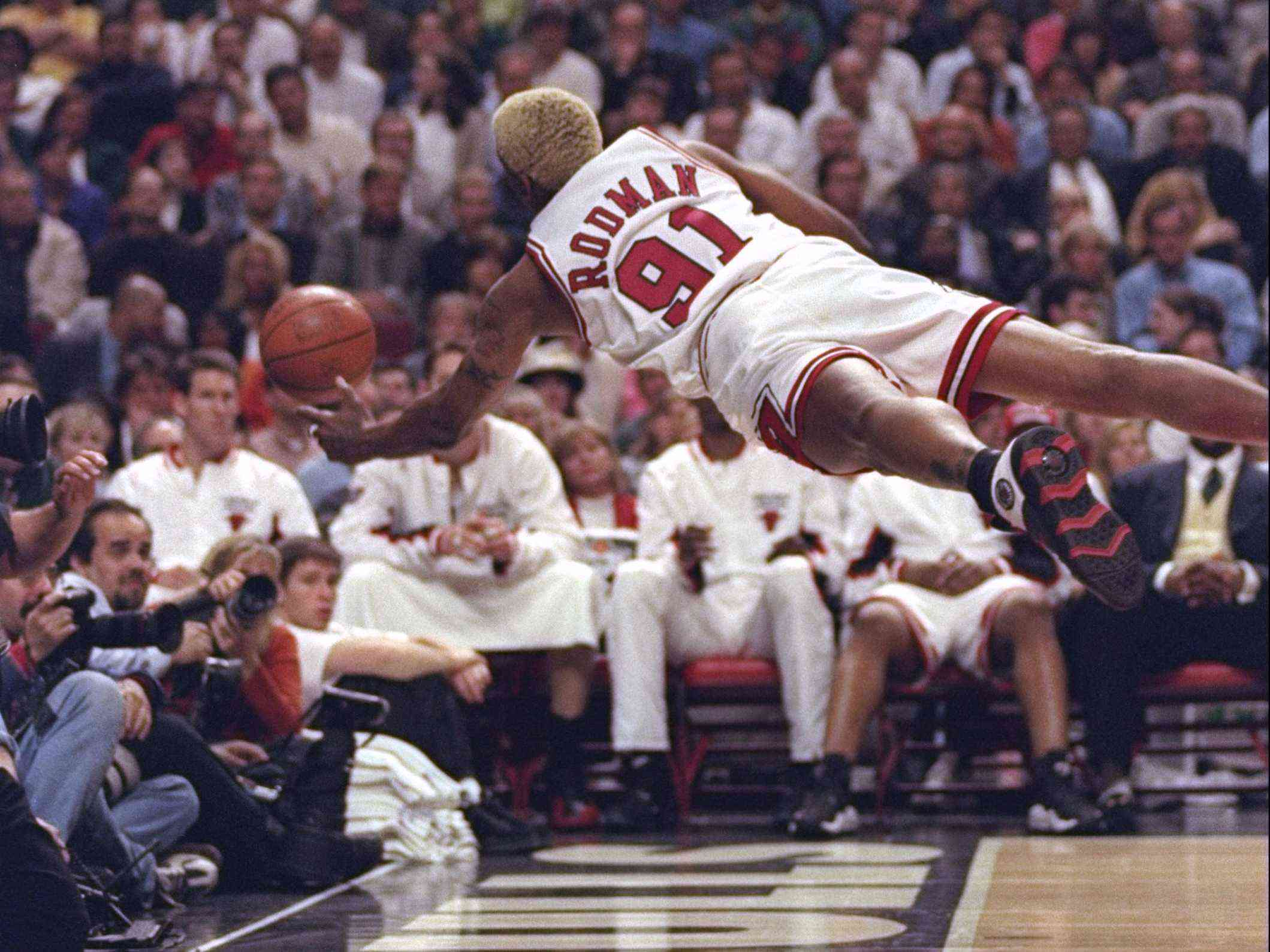 Dennis Rodman interview: Our Chicago Bulls could beat any team ...