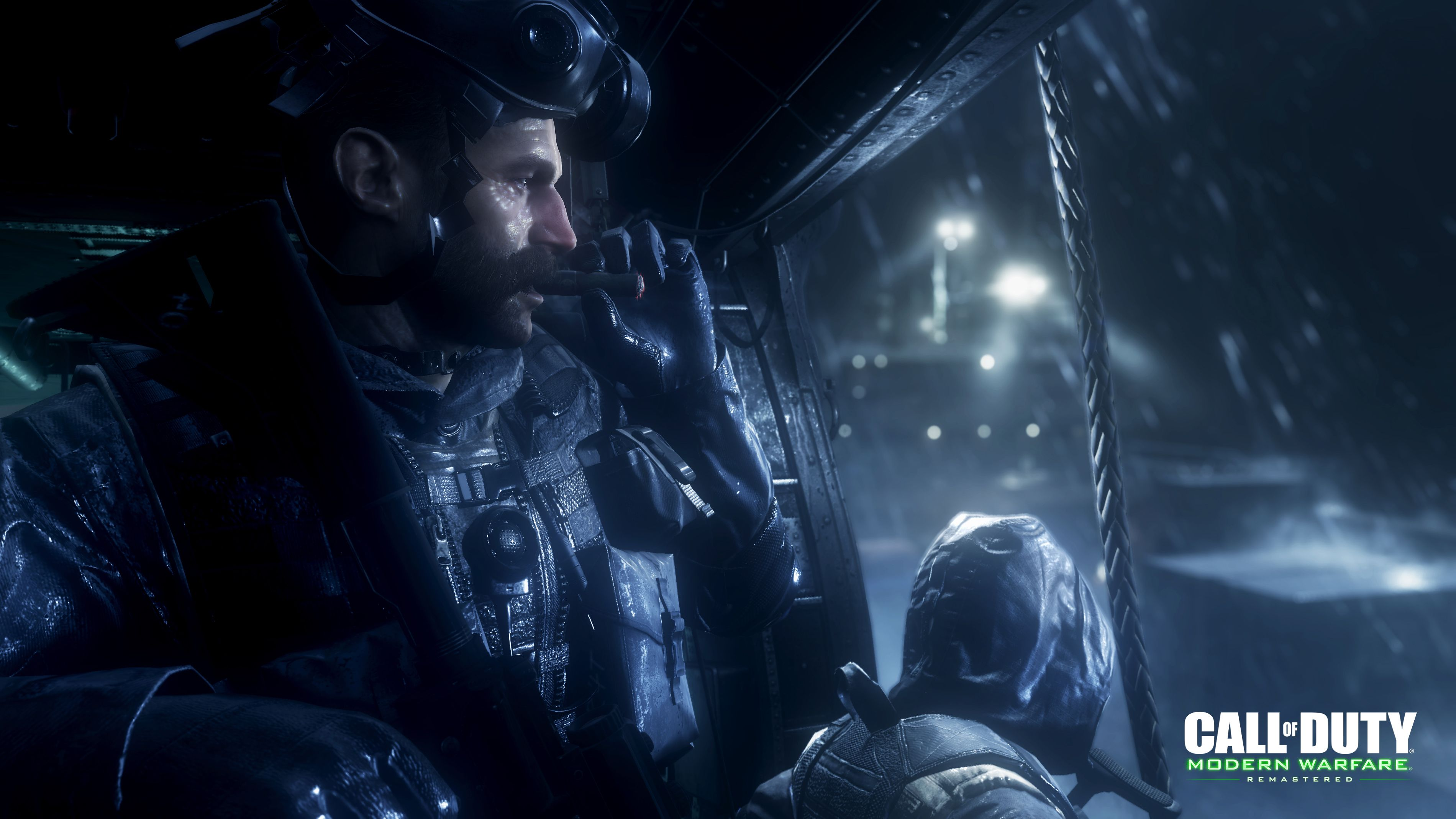 Call Of Duty Modern Warfare Remastered Full HD Wallpaper And