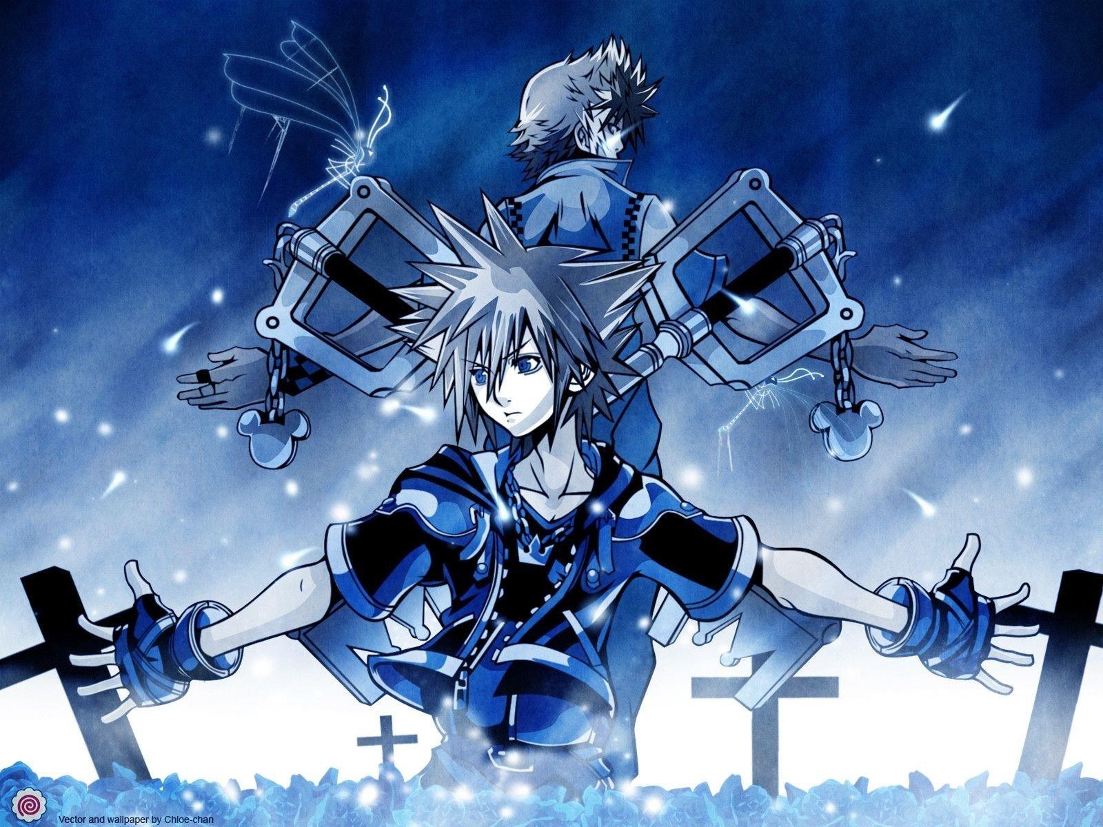 Kingdom Hearts Fondo De Pantalla And Fondo De Escritorio
