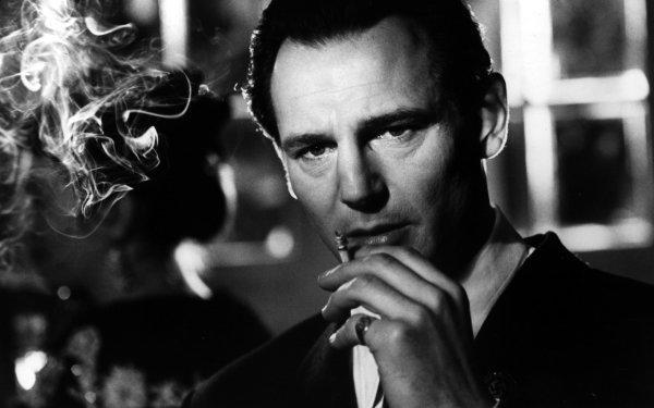 Movie Schindler's List Smoking Liam Neeson HD Wallpaper   Background Image