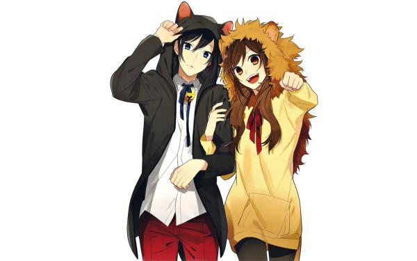 Anime Hori-san To Miyamura-kun Hori Kyouko Izumi Miyamura HD Wallpaper | Background Image