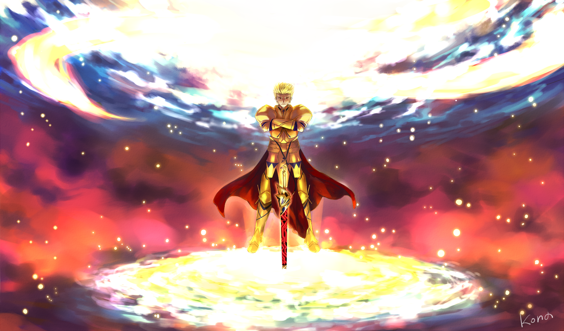 115 Gilgamesh Fate Series Hd Wallpapers Background Images