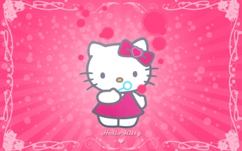 Caricatura - Hello Kitty Wallpapers and Backgrounds ID : 70264
