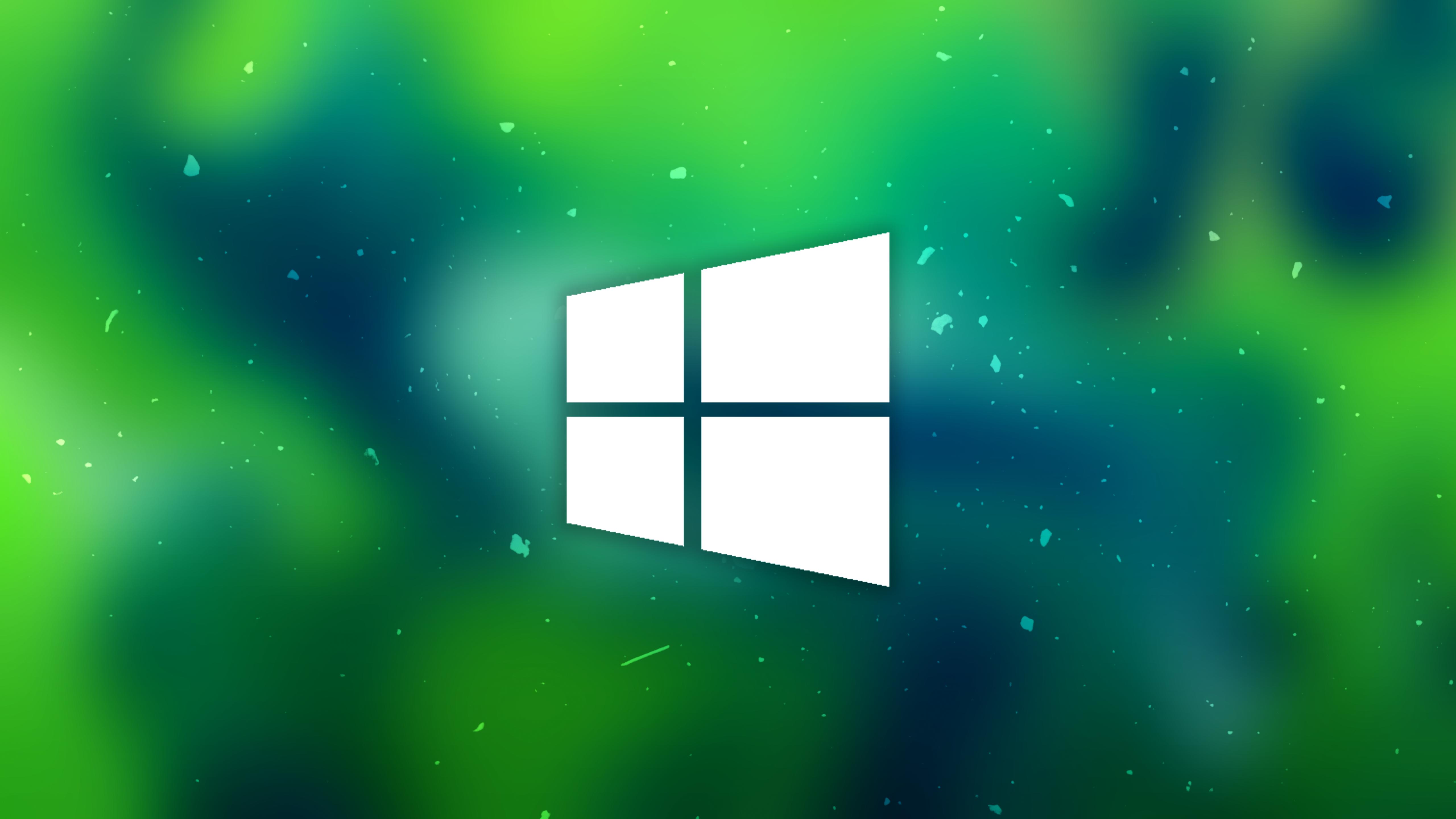 windows 10 green background - hola.klonec.co