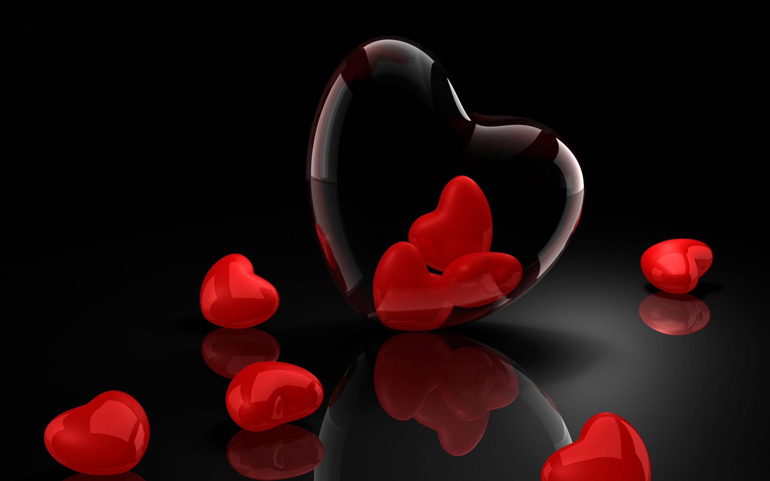 Cuore Hd Wallpaper Sfondi 2560x1600 Id704171 Wallpaper Abyss