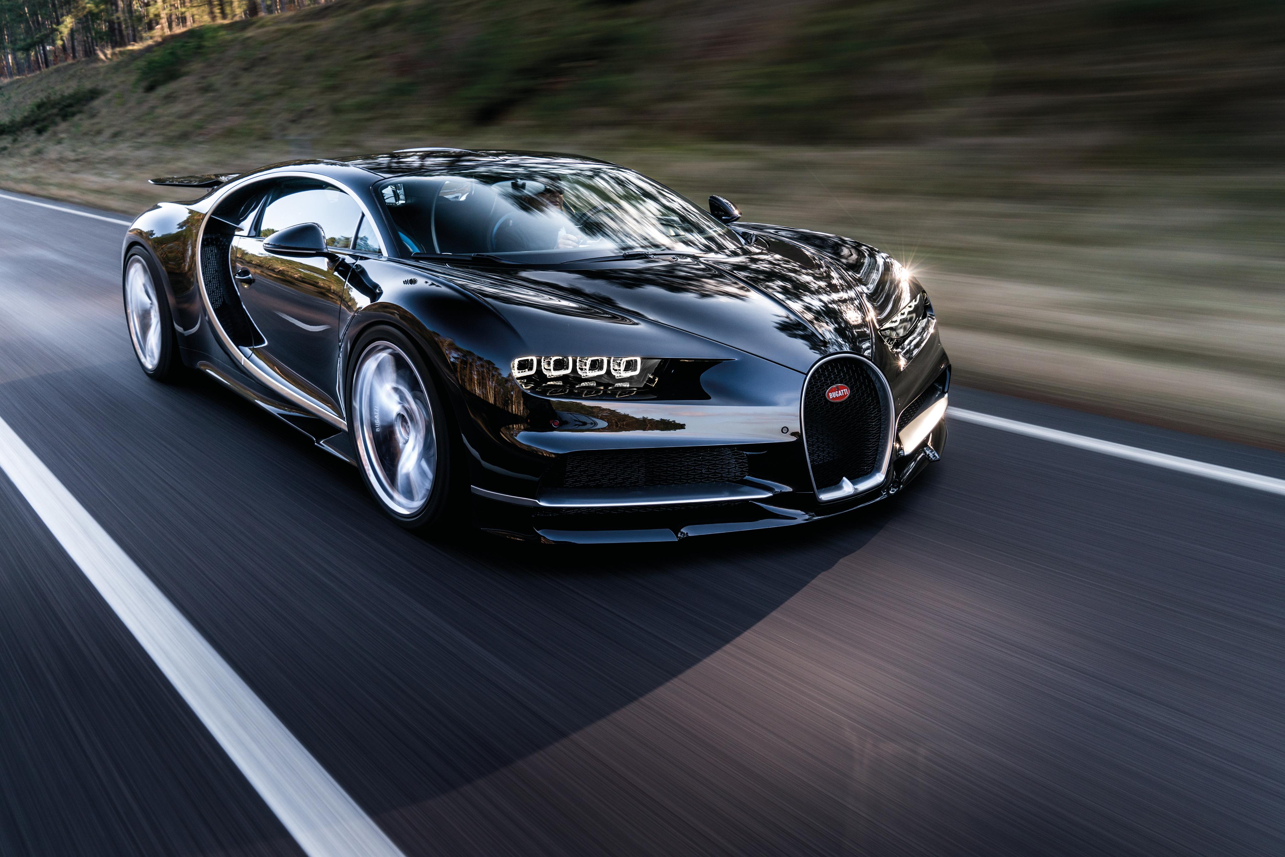 Bugatti Chiron 4k Ultra Tapeta Hd Tło 4096x2732 Id705509