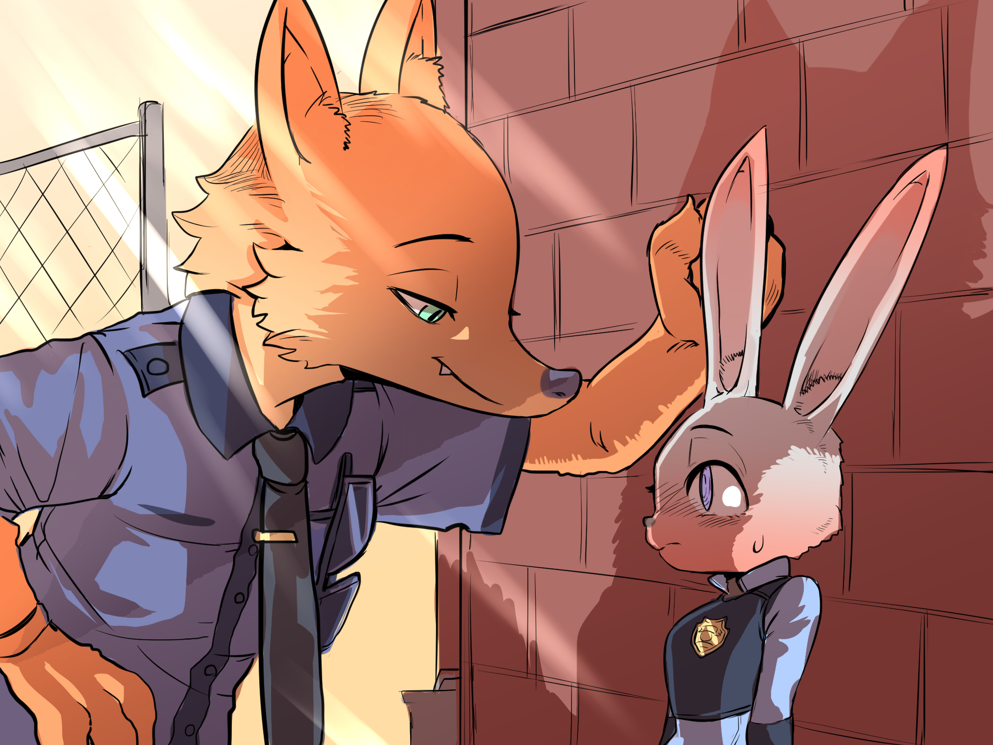 Zootopia Full HD Wallpaper And Background Image