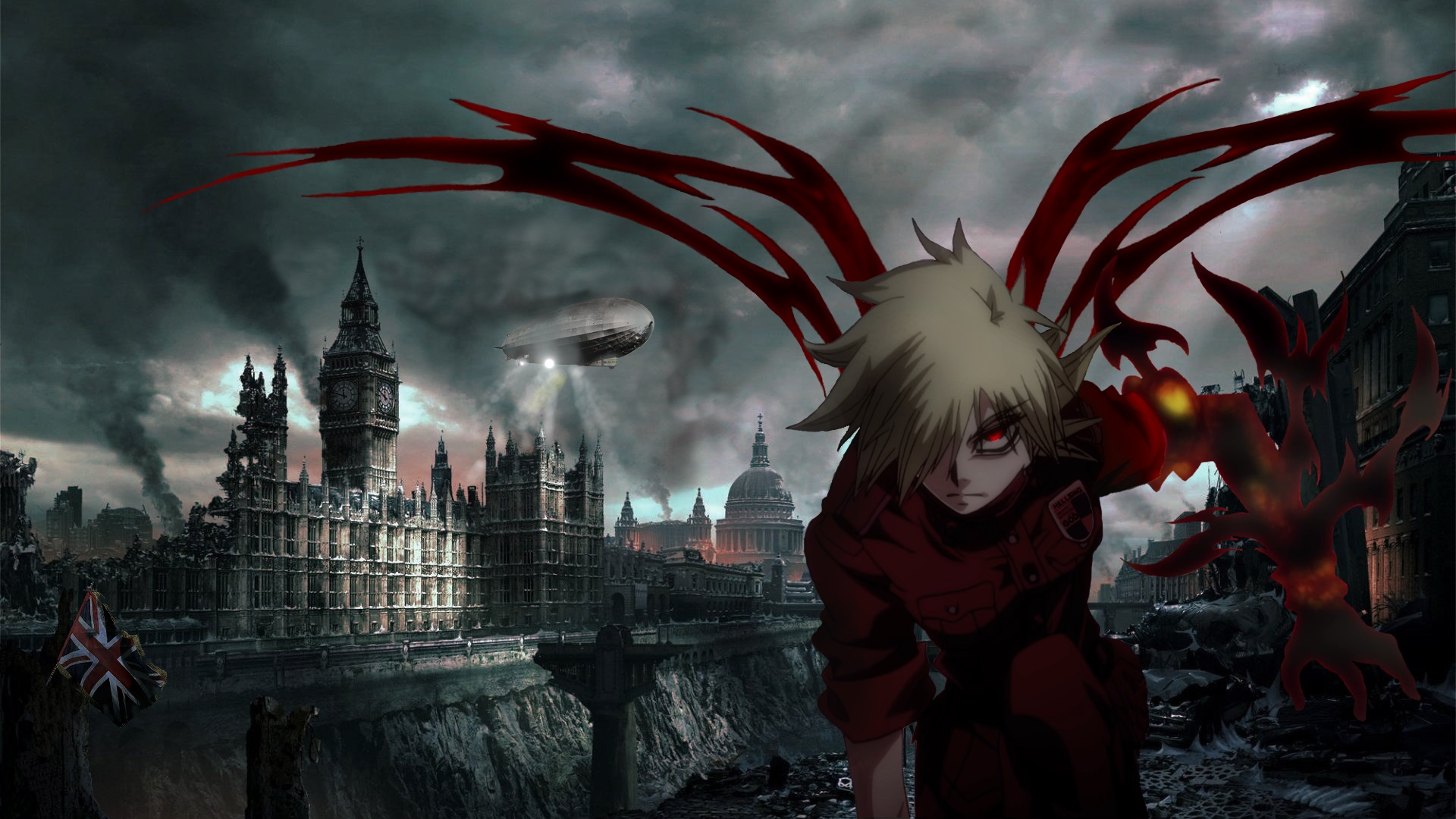 1 hellsing ultimate hd wallpapers backgrounds - Anime hellsing wallpaper ...