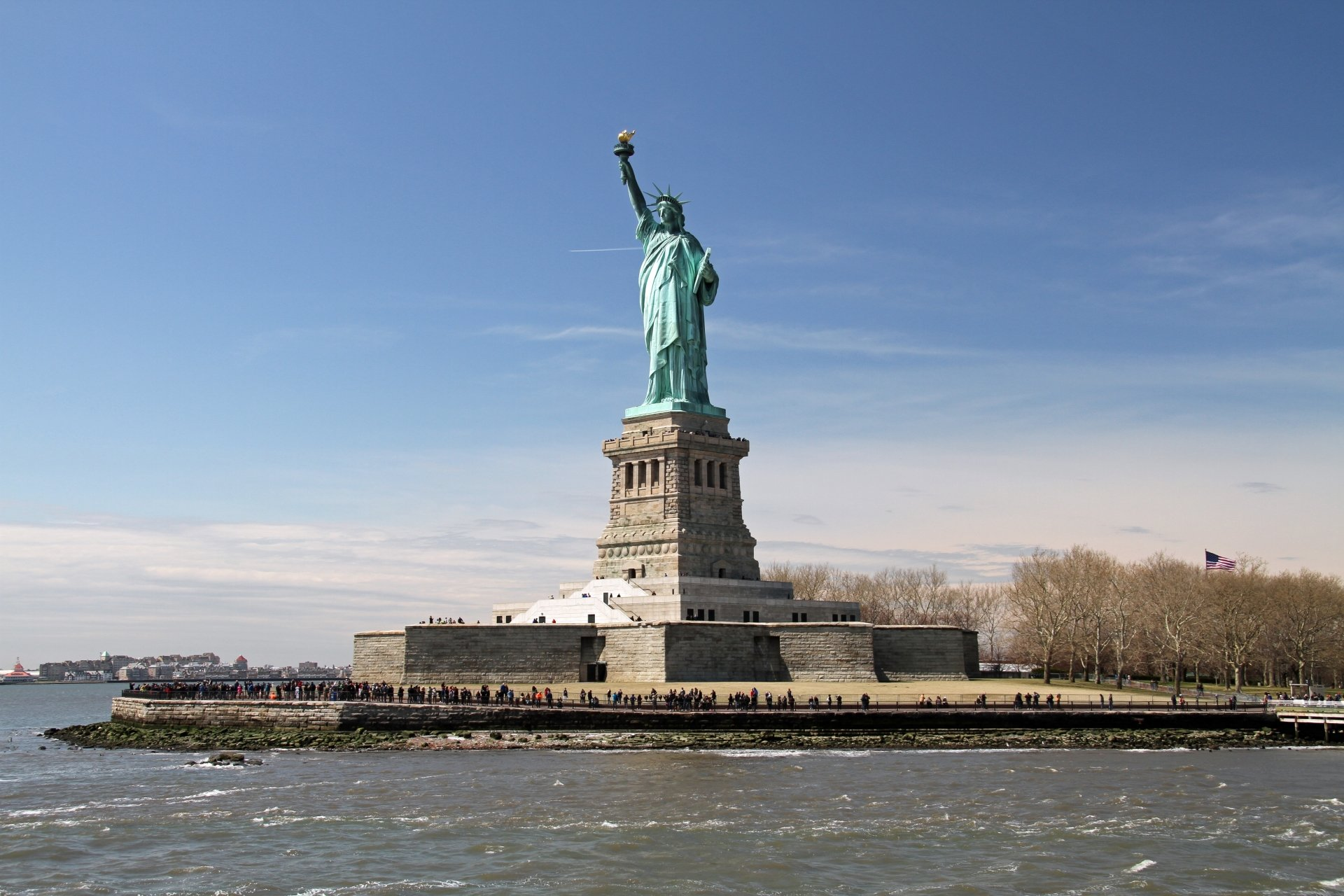 11 4k Ultra Hd Statue Of Liberty Wallpapers Background