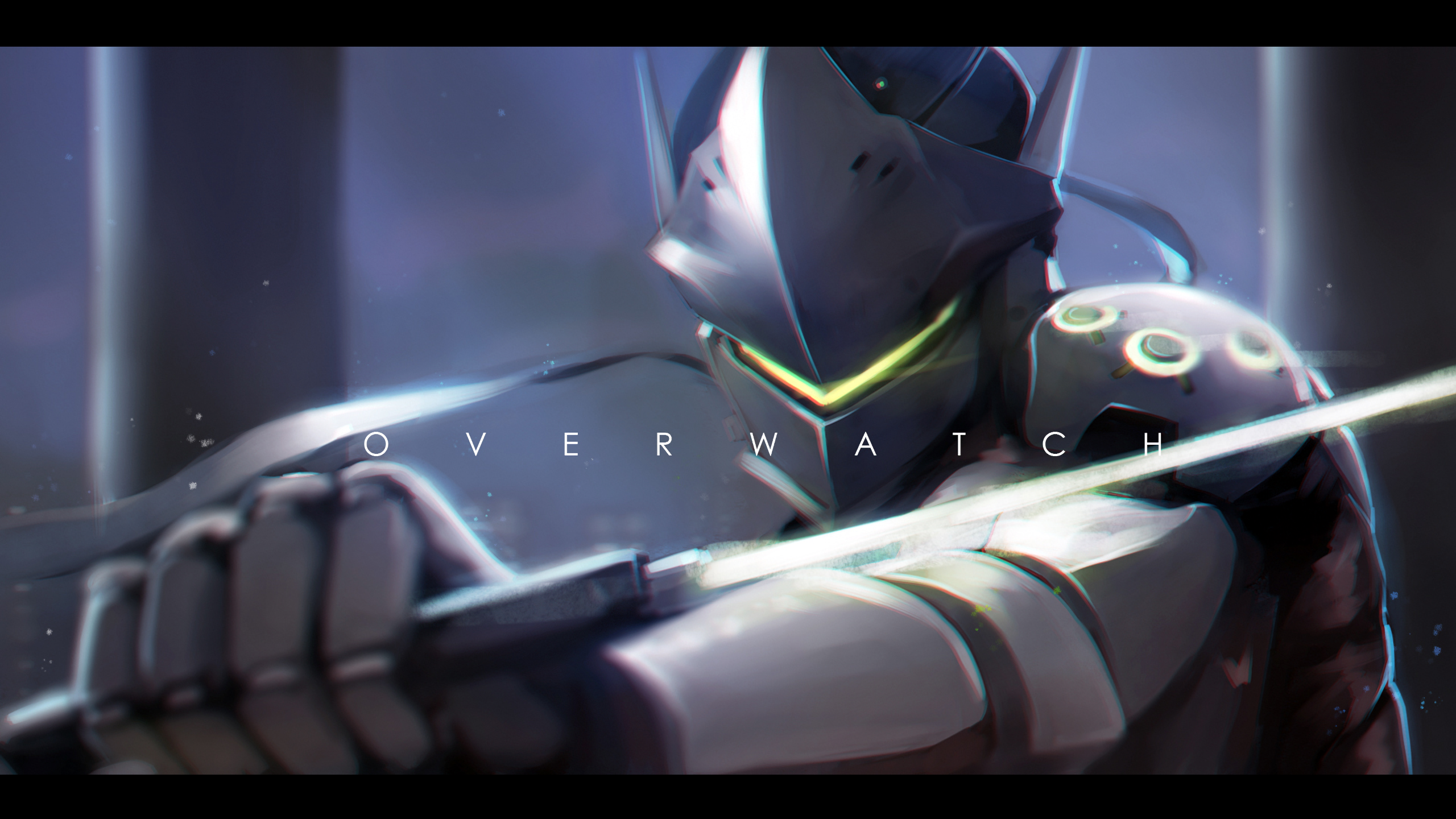 Genji Overwatch backgrounds hd with id 12096 - Free Iphone Wallpapers