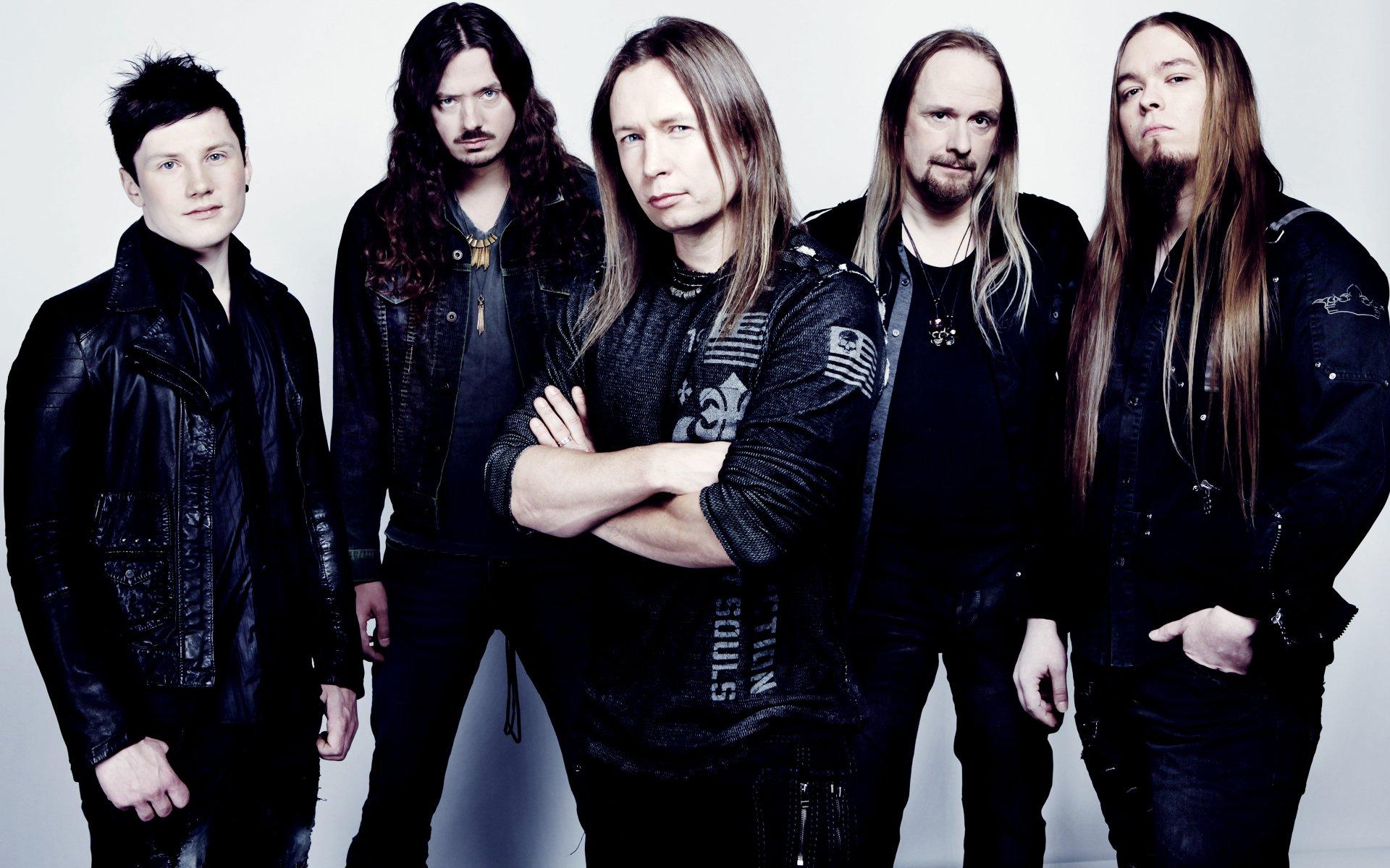 Music - Stratovarius  Group Musician Metal Wallpaper