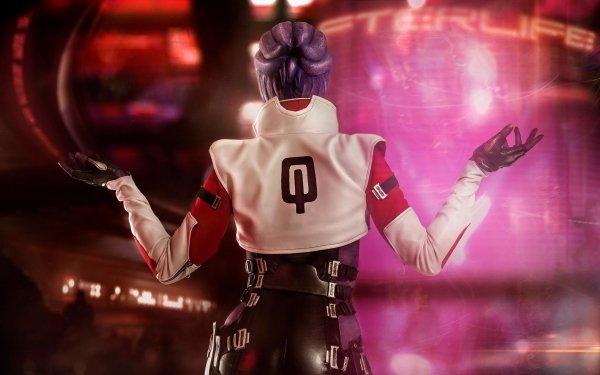 Women Cosplay Mass Effect HD Wallpaper   Background Image