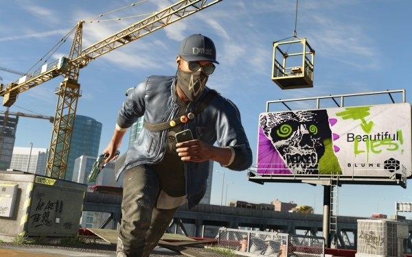 Video Game Watch Dogs 2 Watch Dogs HD Wallpaper | Background Image