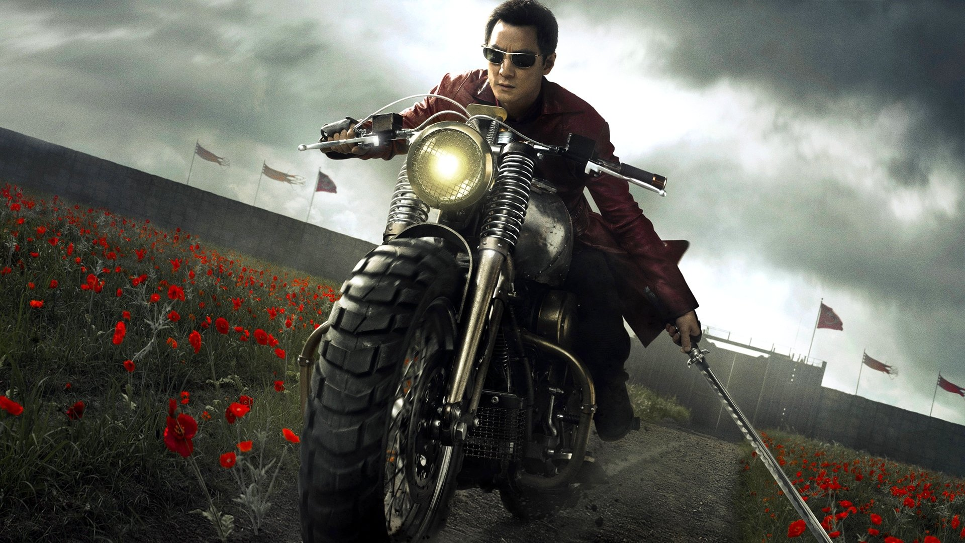 23 Into The Badlands HD Wallpapers