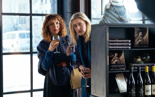 Movie Maggie's Plan Maya Rudolph Greta Gerwig HD Wallpaper | Background Image