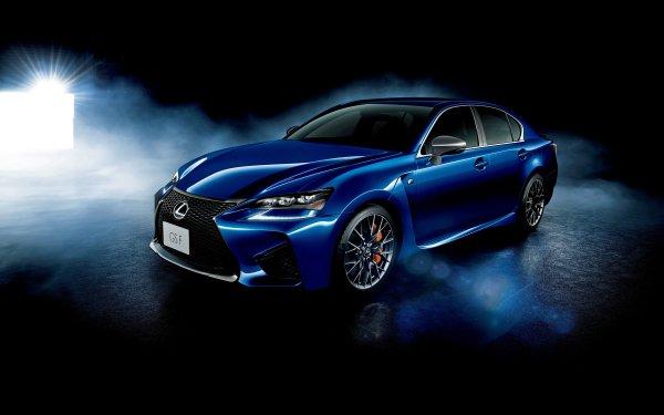 Véhicules Lexus GS Lexus Luxury Car Blue Car Voiture Fond d'écran HD | Image