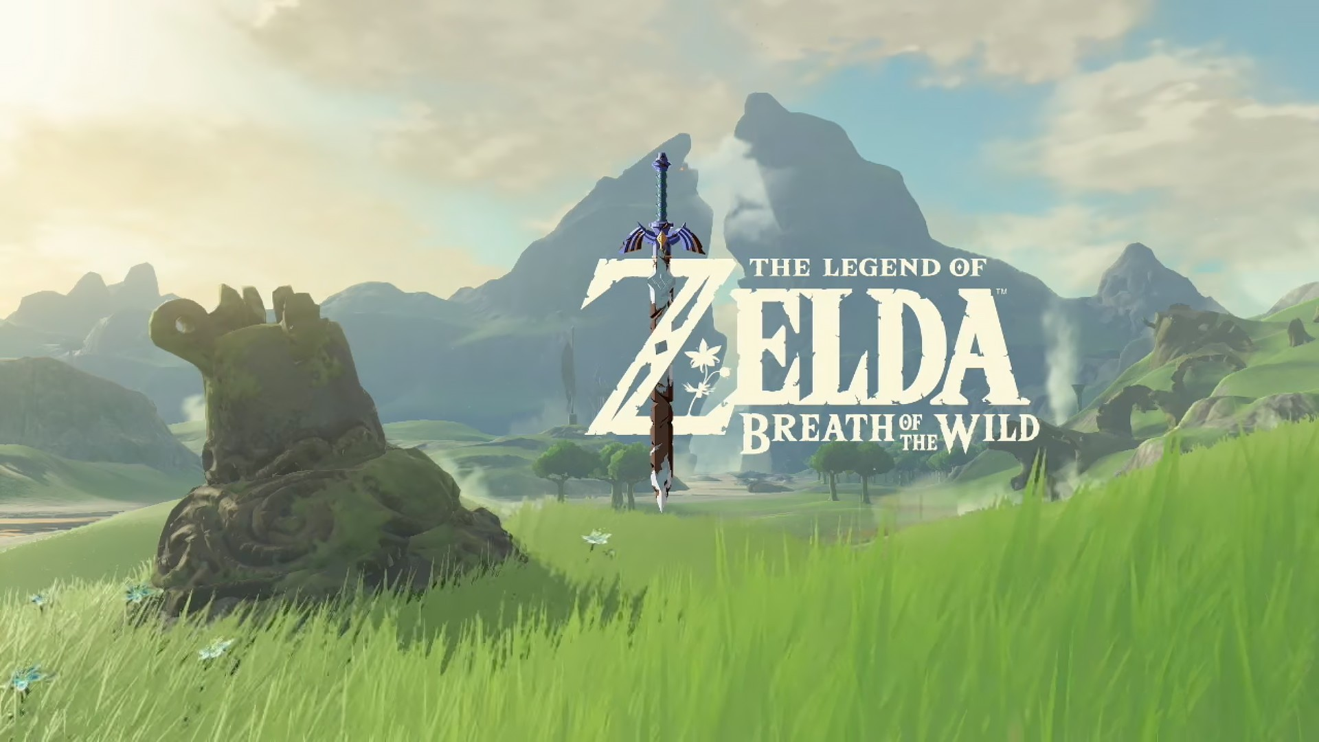 Zelda Breath Of The Wild Wallpaper Hd: The Legend Of Zelda: Breath Of The Wild HD Wallpaper