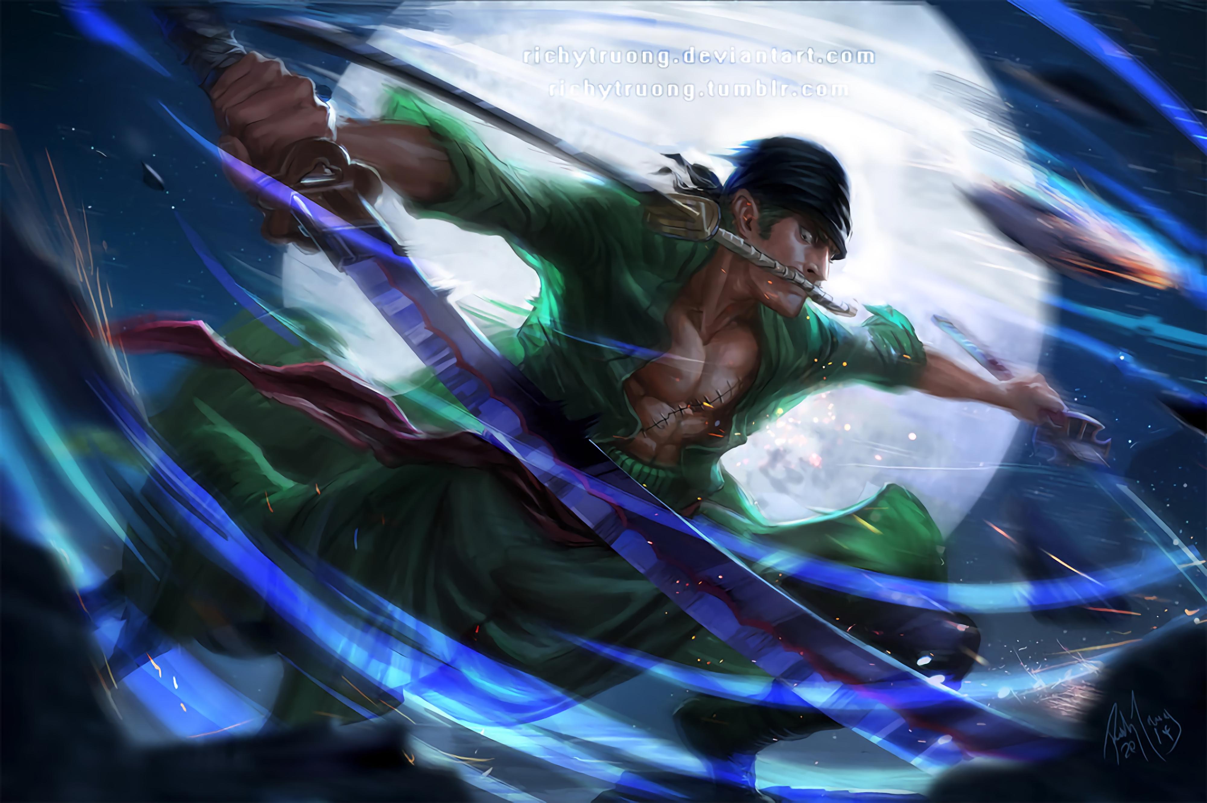 One Piece 4k Ultra Fondo de pantalla HD | Fondo de Escritorio | 4000x2662 | ID:710894 ...