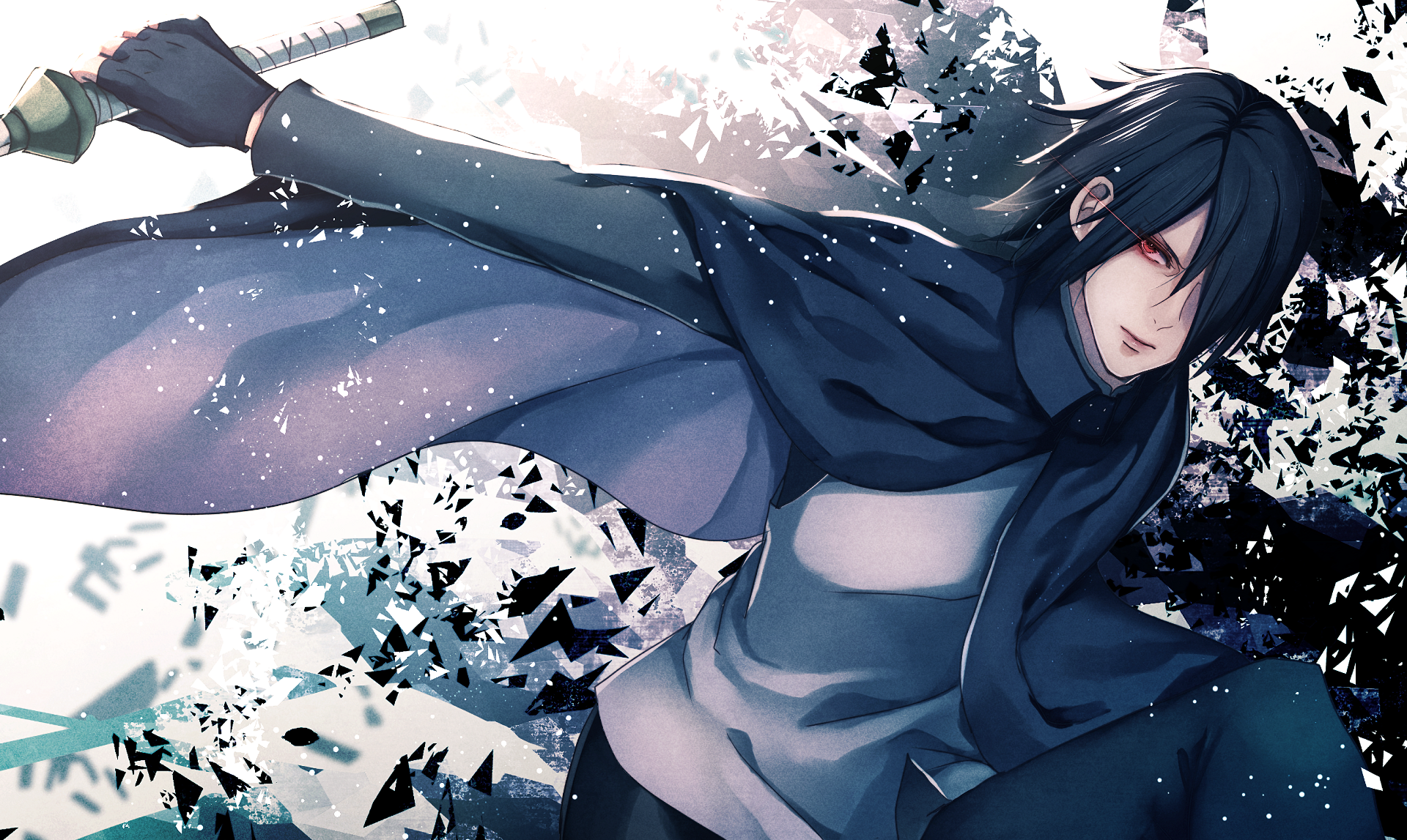 Sasuke Uchiha Wallpapers ID710888