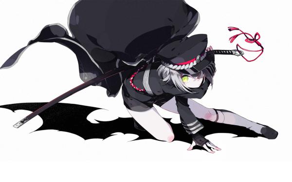 Video Game Touken Ranbu Hotarumaru HD Wallpaper   Background Image