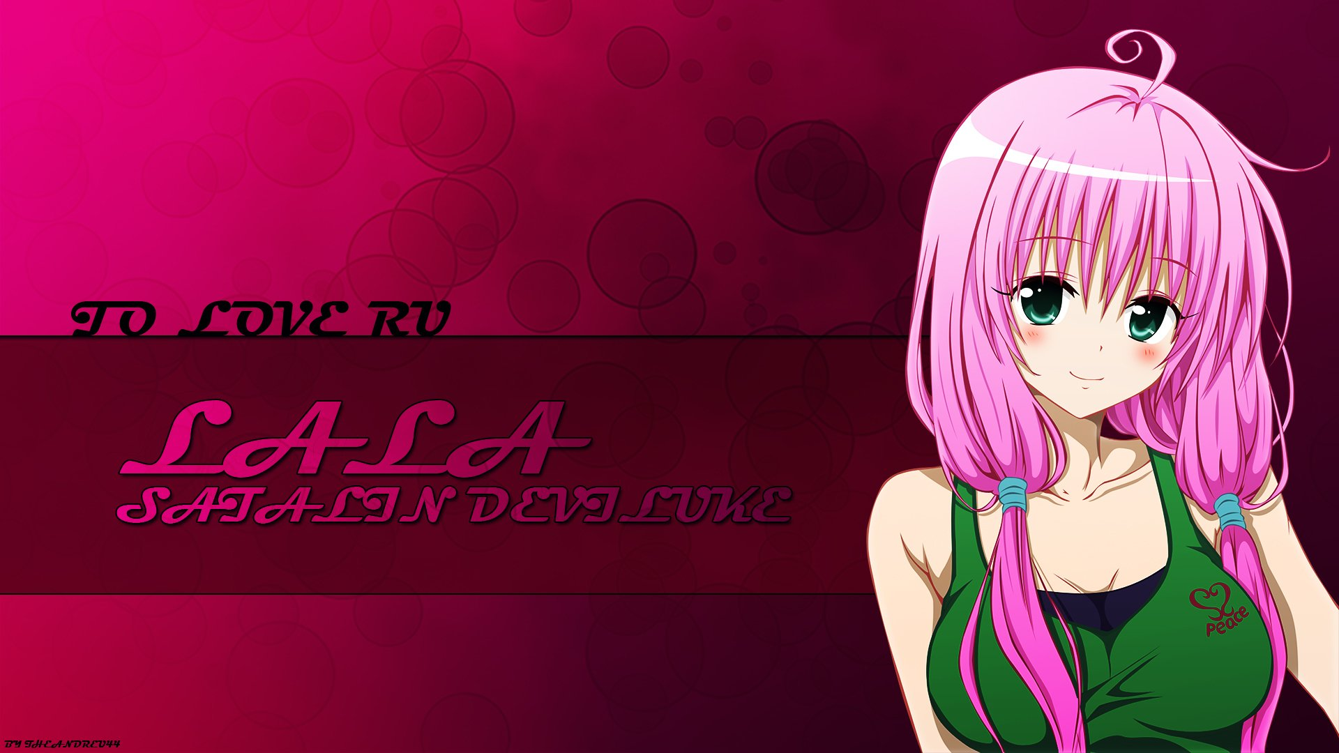 To Love-Ru Full HD Wallpaper and Background 1920x1080 ID:712884