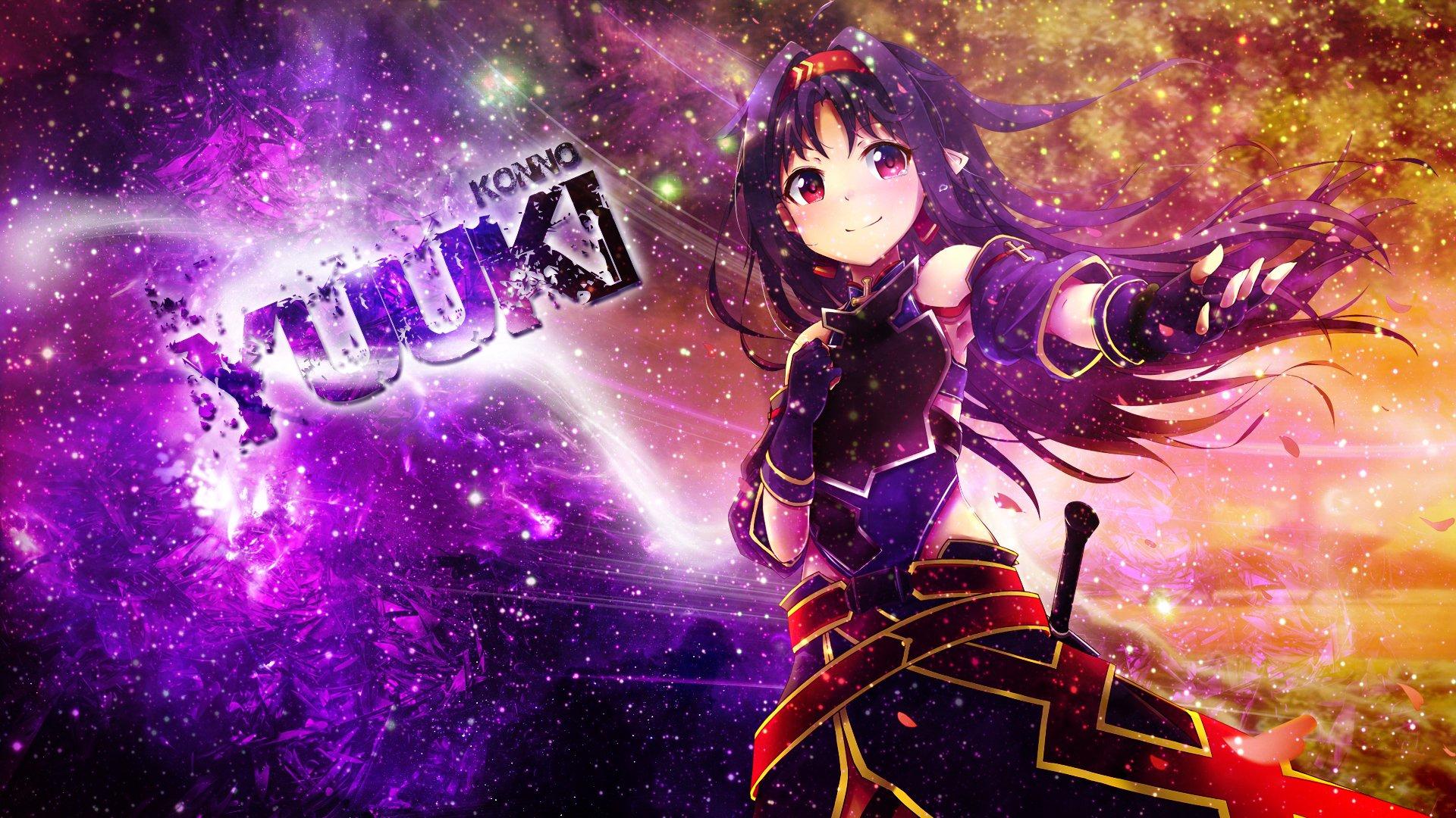 sword art online ii computer wallpapers desktop