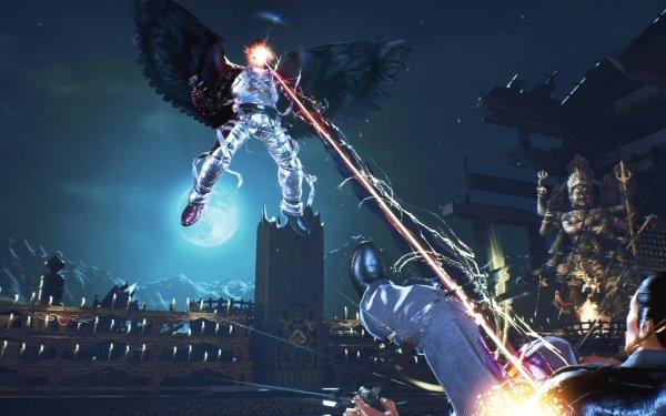Video Game Tekken 7 Tekken Jin Kazama Kasuya Mishima HD Wallpaper | Background Image