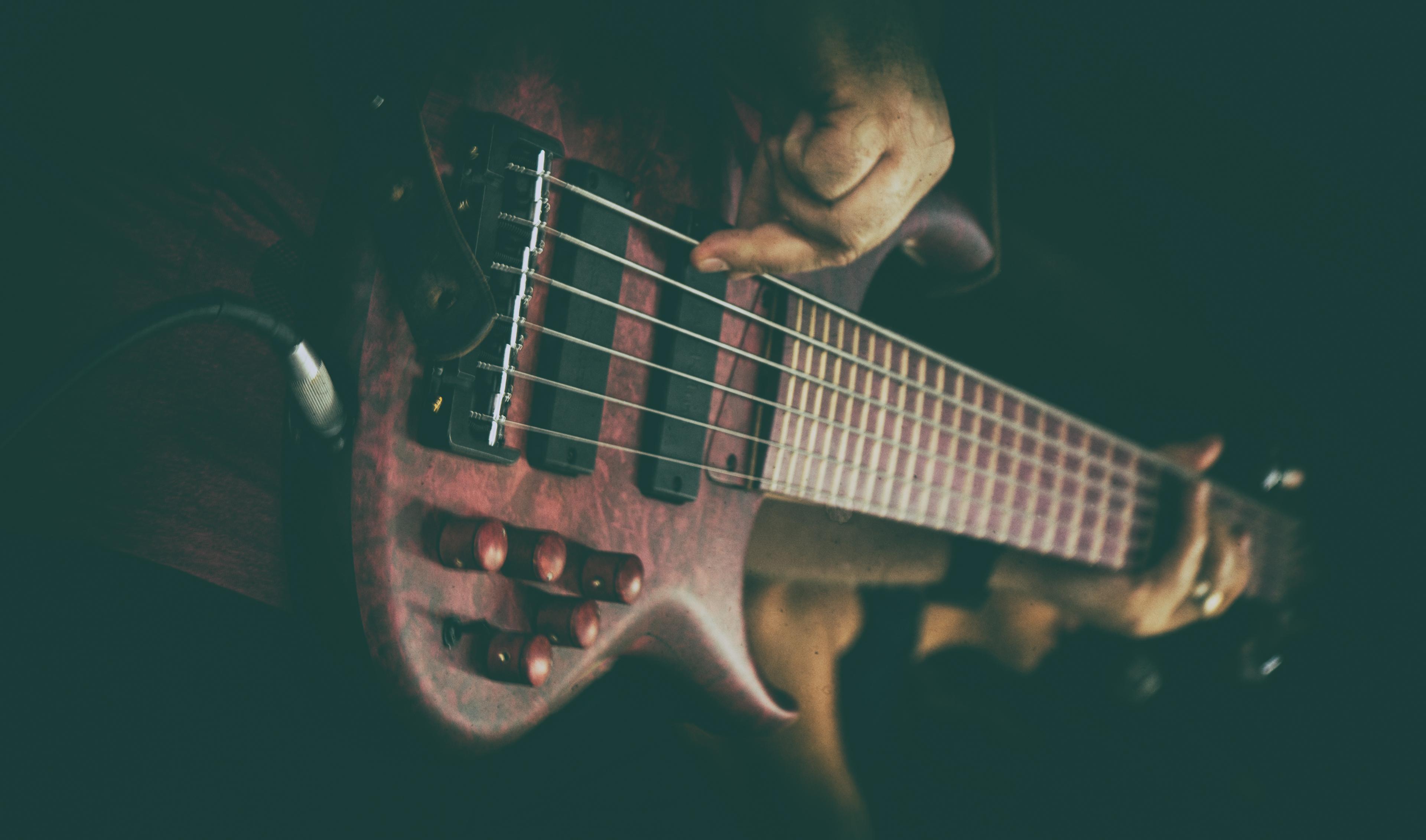 Guitarra 4k Ultra Fondo De Pantalla Hd Fondo De Escritorio 3840x2263 Id 713628 Wallpaper Abyss