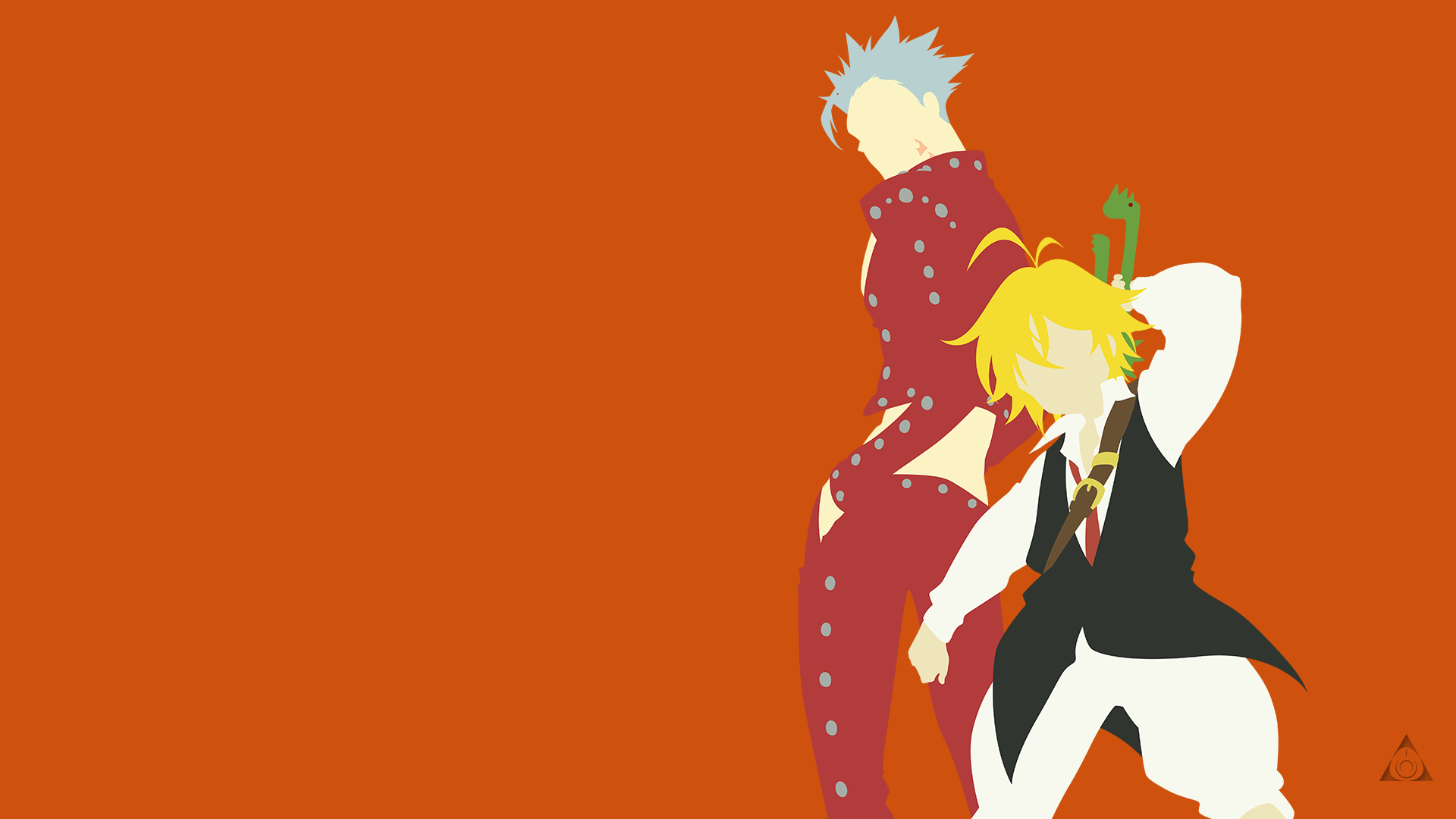 Meliodas and ban hd wallpaper background image 1920x1080 id 714660 wallpaper abyss - Ban seven deadly sins wallpaper ...