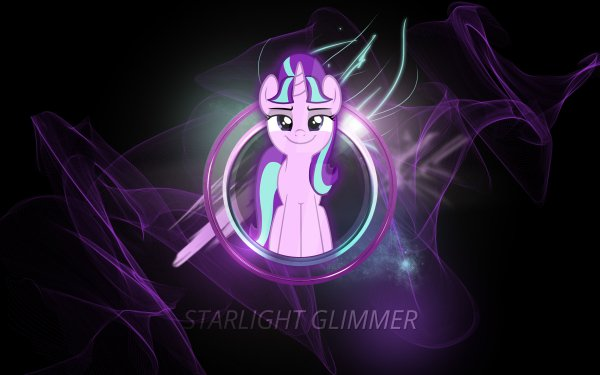 TV Show My Little Pony: Friendship is Magic My Little Pony Starlight Glimmer HD Wallpaper | Background Image