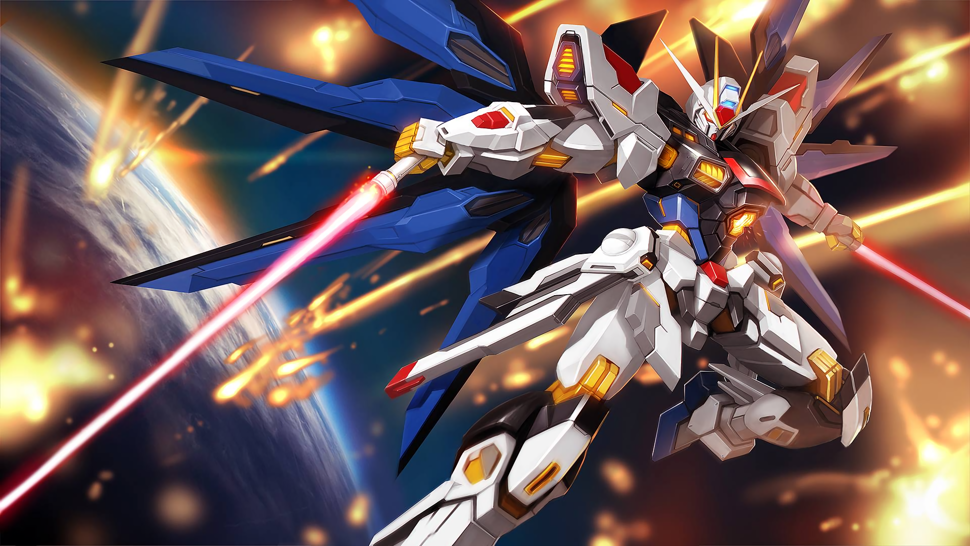 161 Mobile Suit Gundam Seed Destiny Hd Wallpapers Background