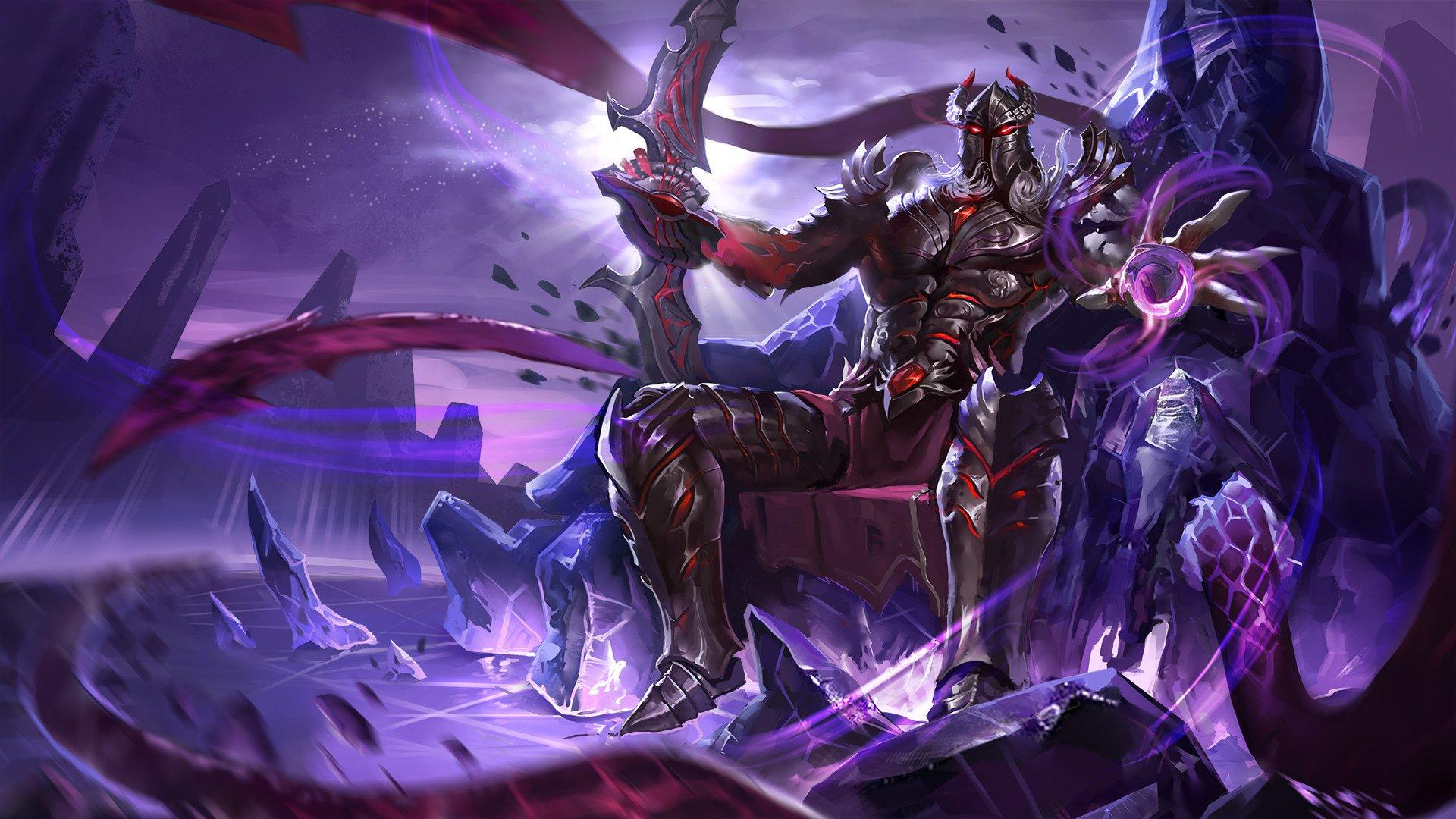 Wallpaper iphone rov - Video Game Heroes Of Newerth Magebane Heroes Of Newerth Warrior Armor Wallpaper