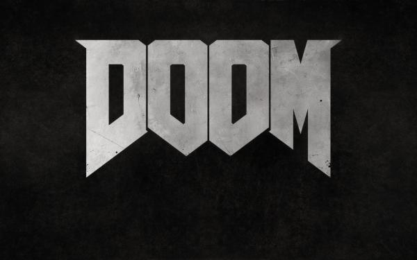 Video Game Doom Logo HD Wallpaper | Background Image