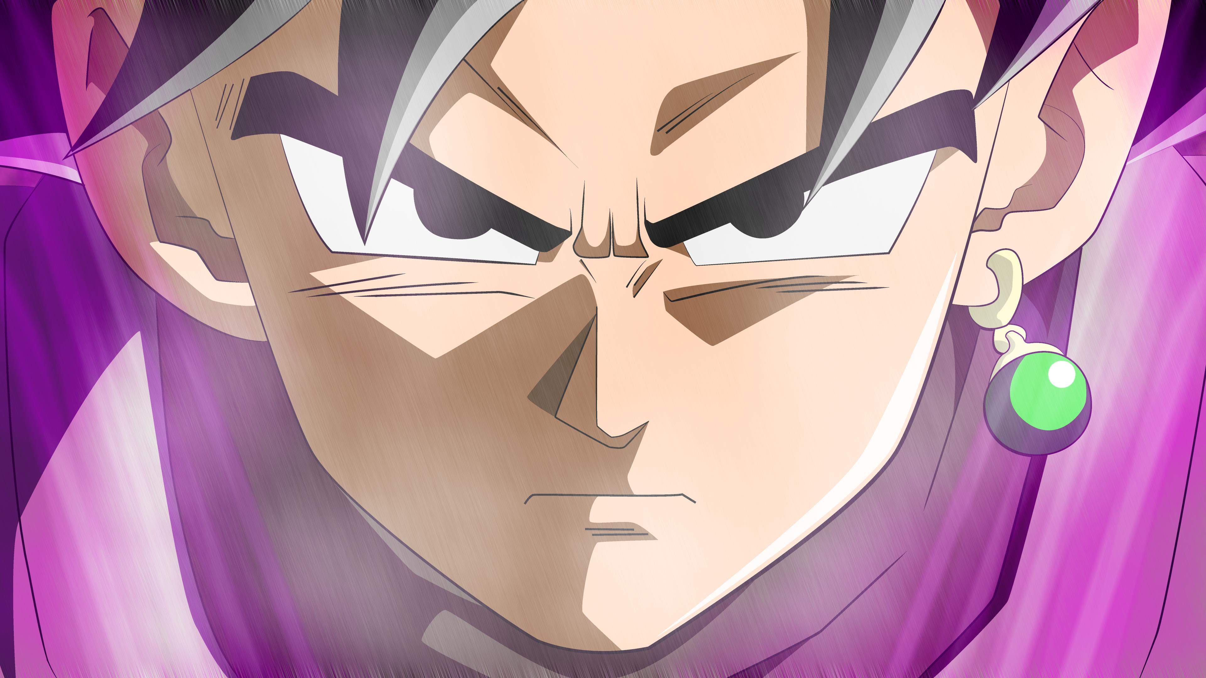 Black Goku Fondo De Pantalla And Fondo De Escritorio: Black 4k Ultra Fondo De Pantalla HD