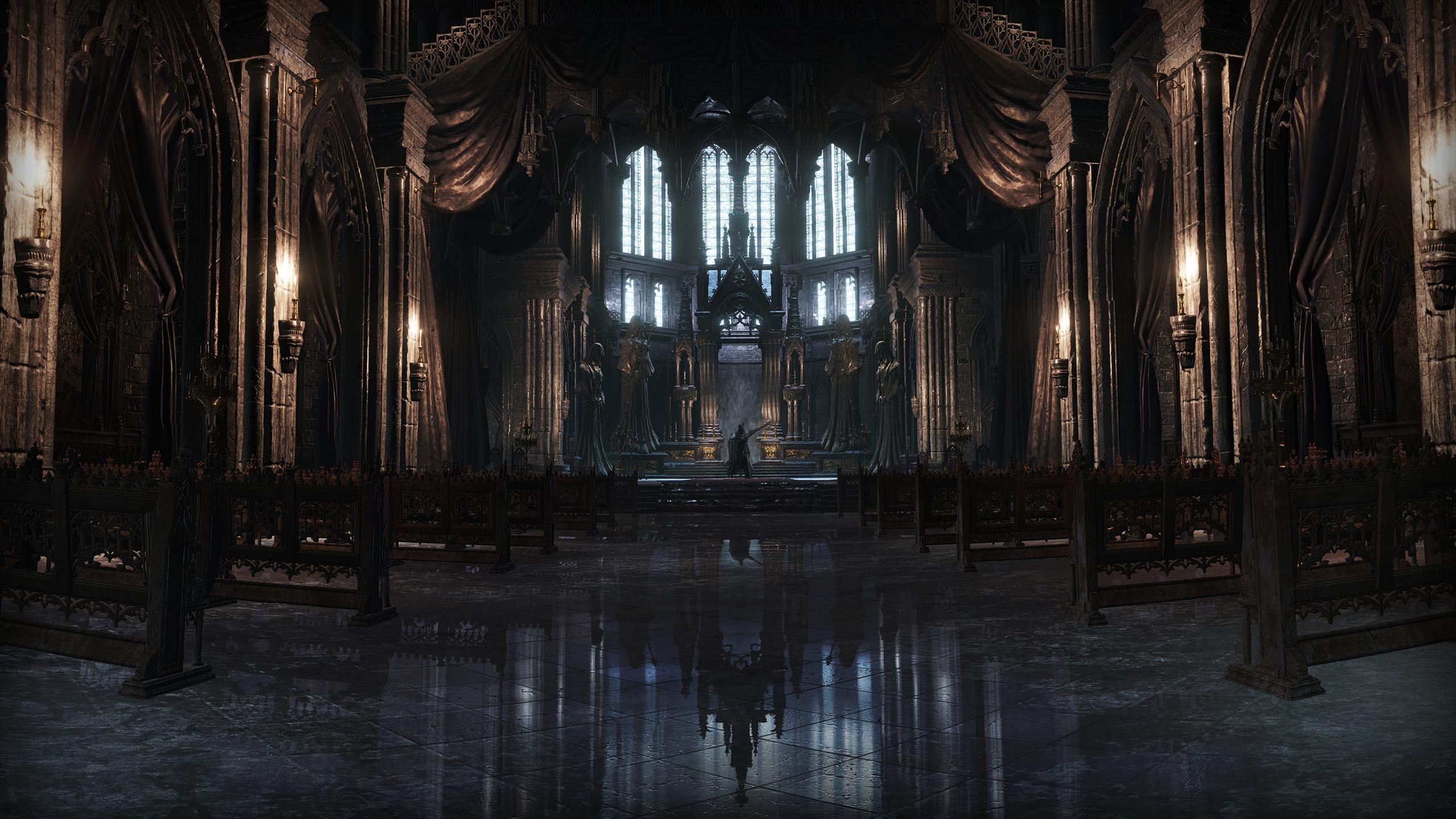 Dark Souls Iii Hd Wallpaper Background Image 2560x1440 Id 717288 Wallpaper Abyss