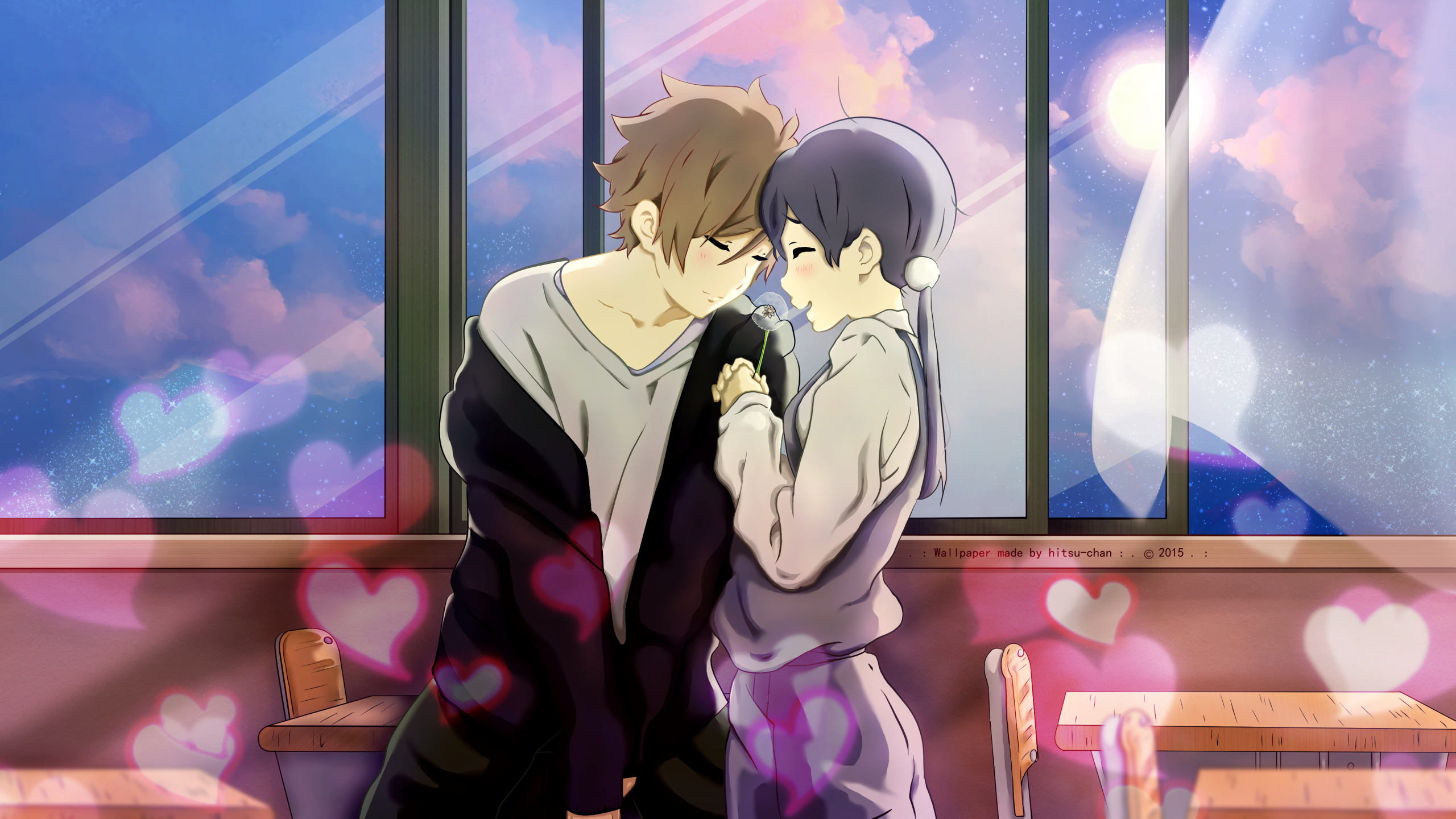 hd wallpaper background id717366 2560x1440 anime tamako market