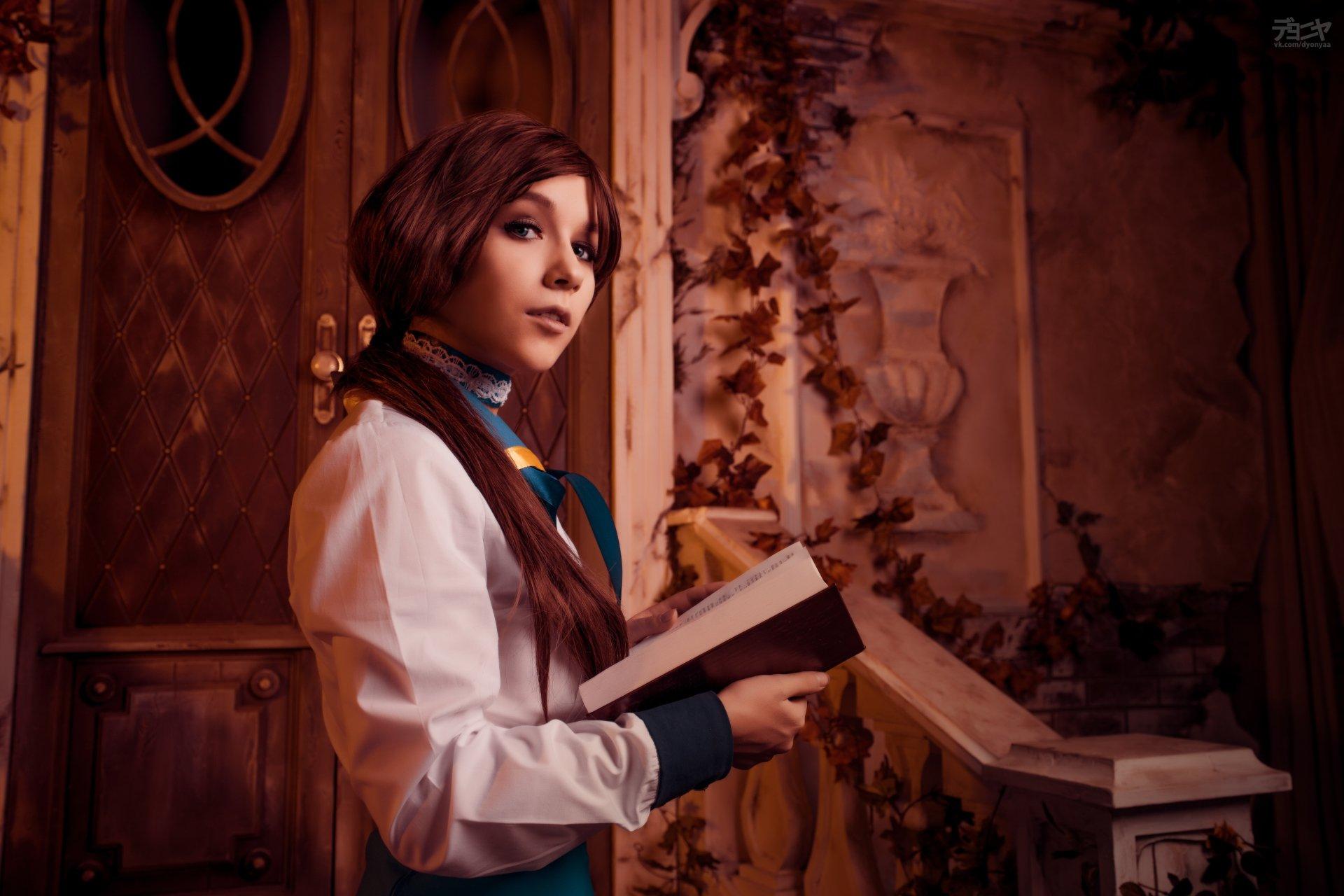 Women - Cosplay  Bioshock Infinite Elizabeth (Bioshock Infinite) Wallpaper