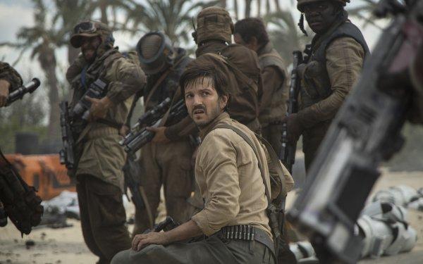Movie Rogue One: A Star Wars Story Star Wars Diego Luna Cassein Willix HD Wallpaper   Background Image