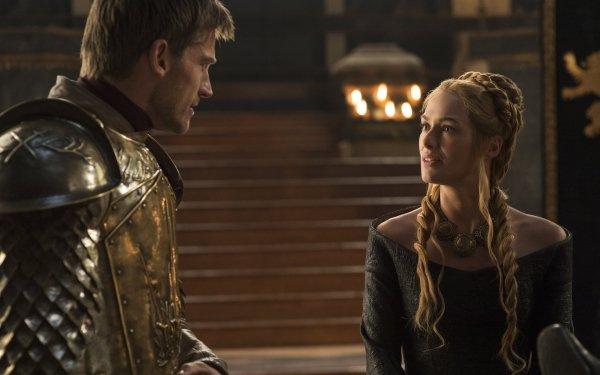 TV Show Game Of Thrones Jaime Lannister Nikolaj Coster-Waldau Cersei Lannister Lena Headey HD Wallpaper | Background Image