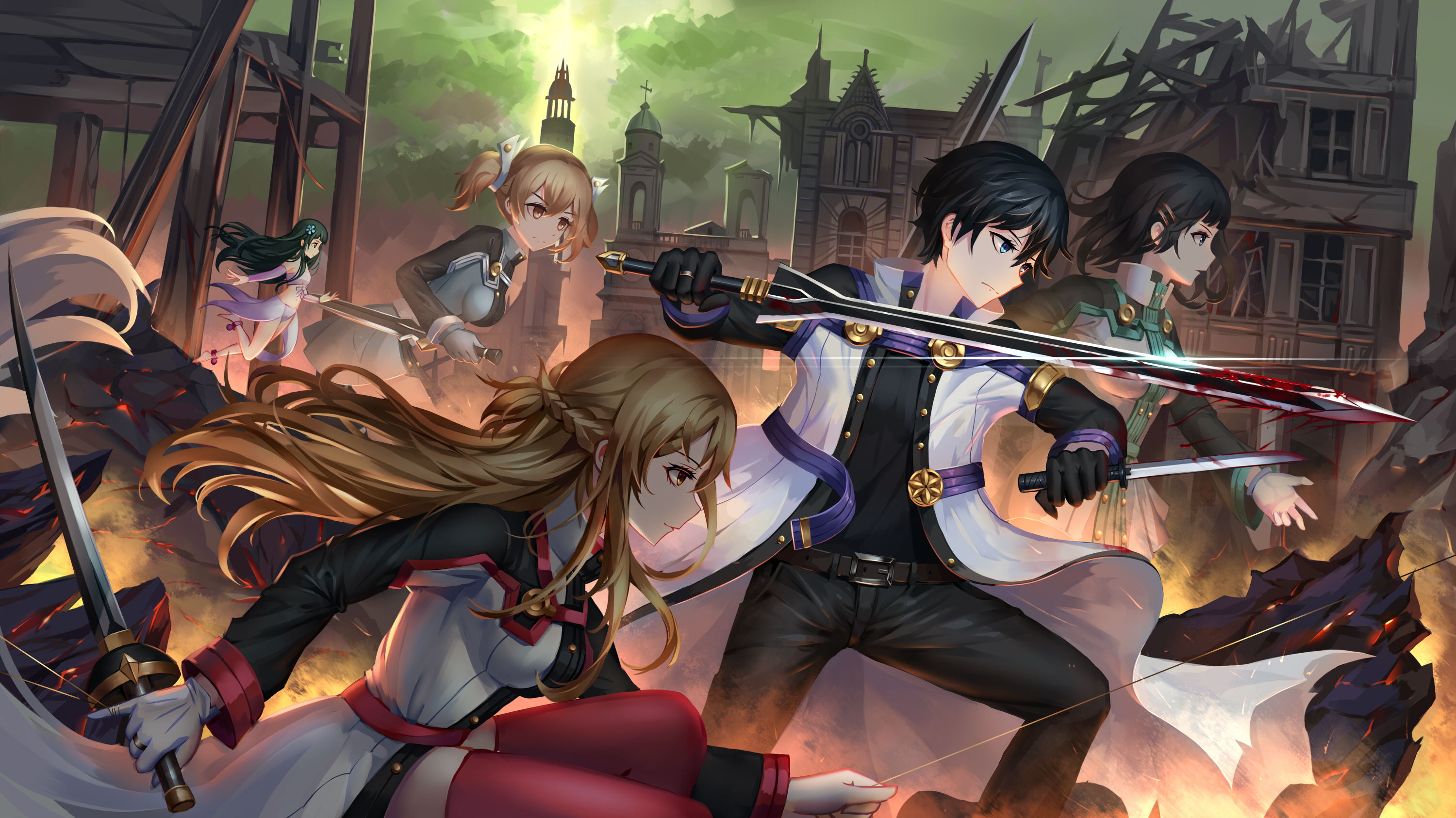 Best Wallpaper Movie Sword Art Online - 720951  Pic_46845.jpg
