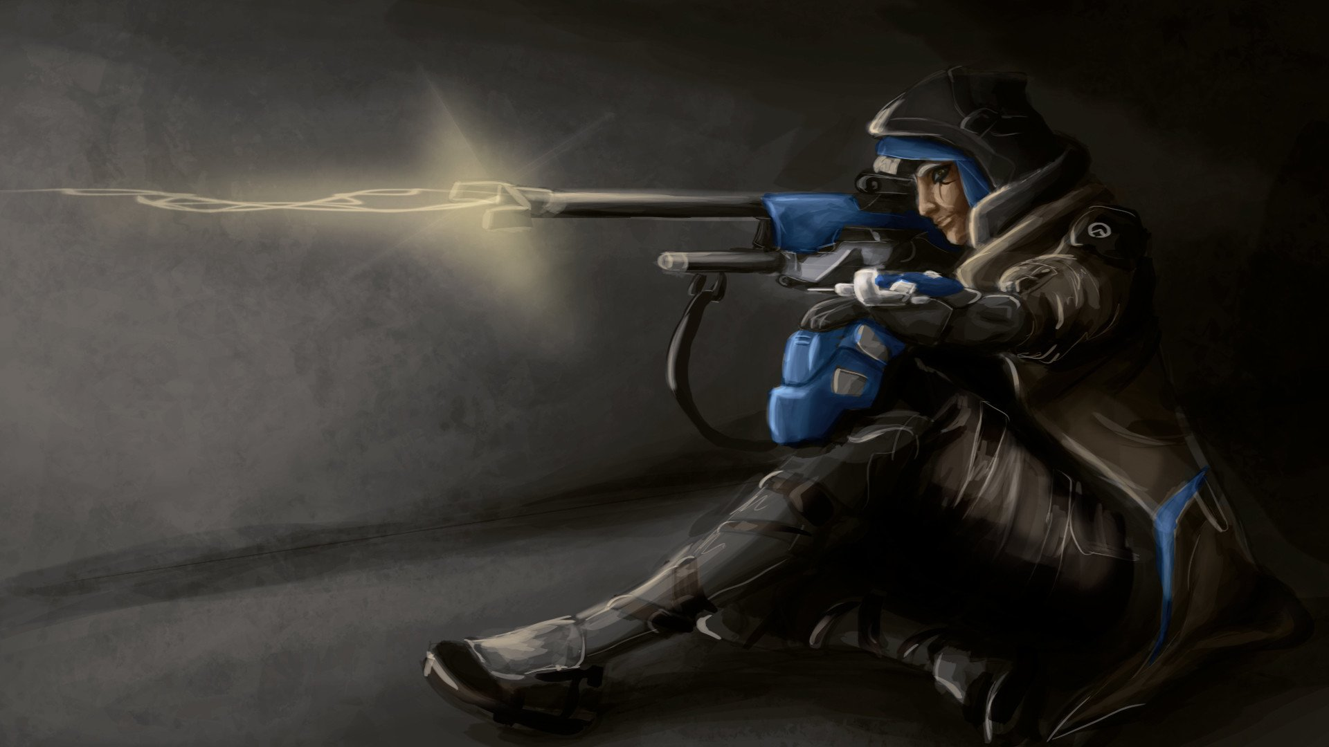 55 Ana Overwatch Hd Wallpapers Background Images Wallpaper Abyss